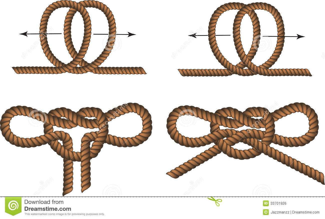 How to tie a rope 50