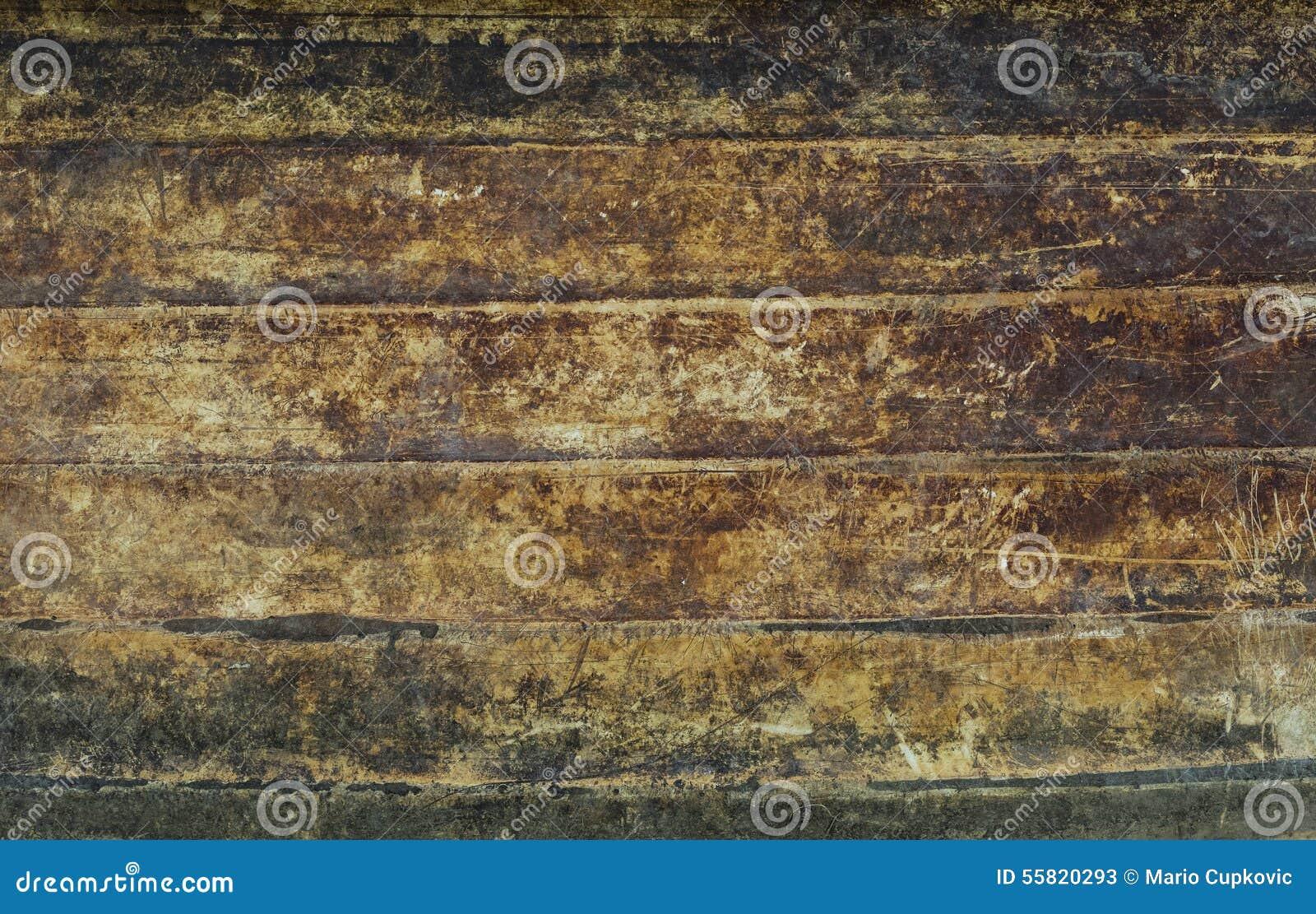 Brown-Schmutzwand