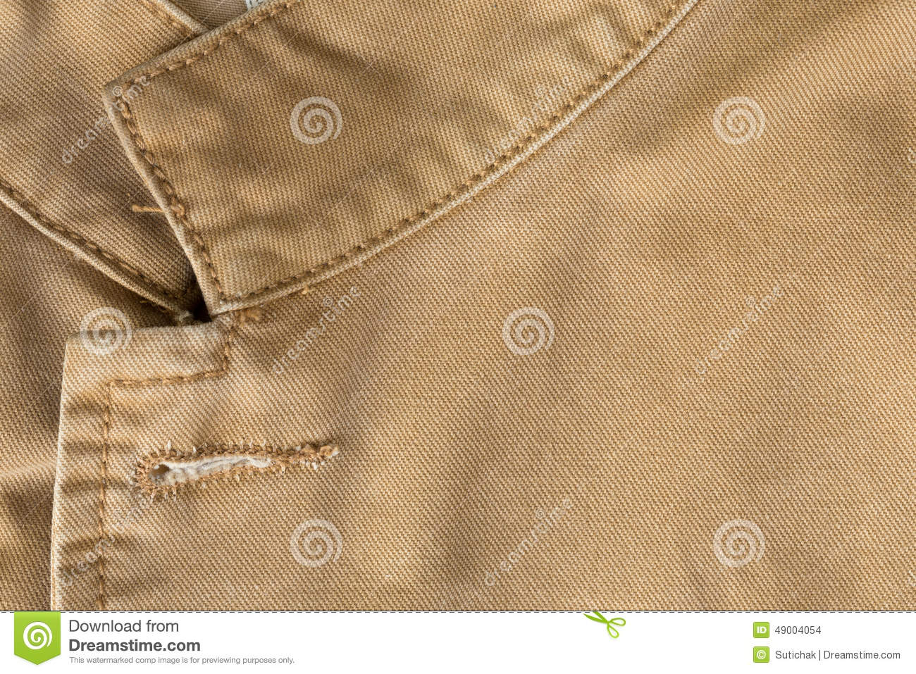 brown shirt fabric texture background stock photo image