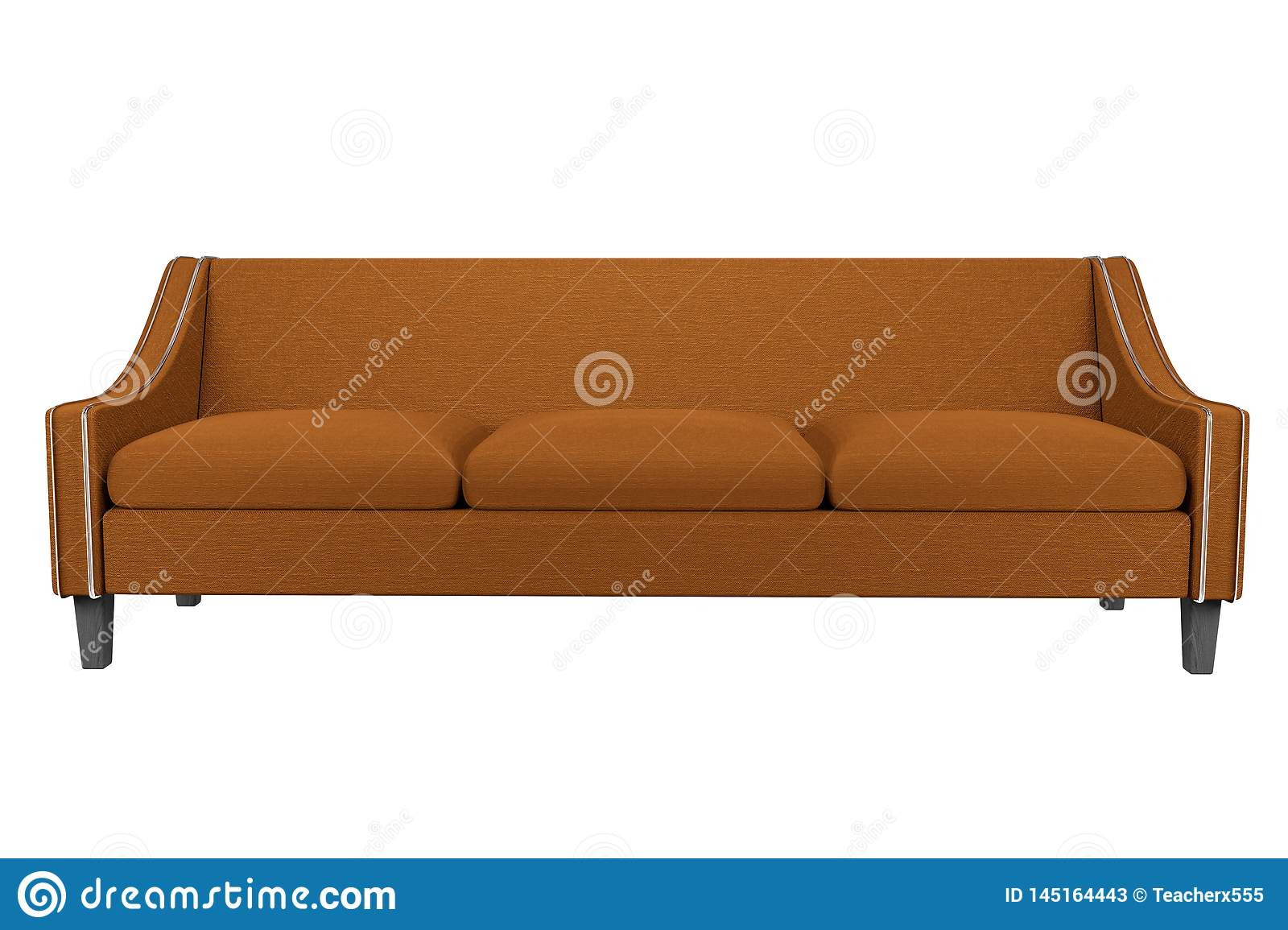 Fantastic Brown Sofa And Chair Fabric Leather In White Background For Ncnpc Chair Design For Home Ncnpcorg