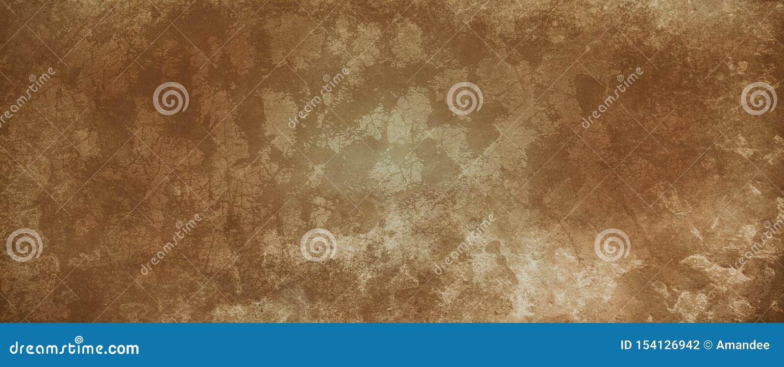 Brown tekstury tło z, uszkadzający earthy zmrok, jasnobrązowy co, pobrudzony i zakłopotany i