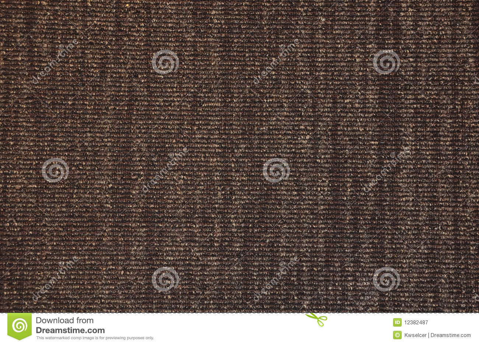 Brown Textured Carpet Pattern