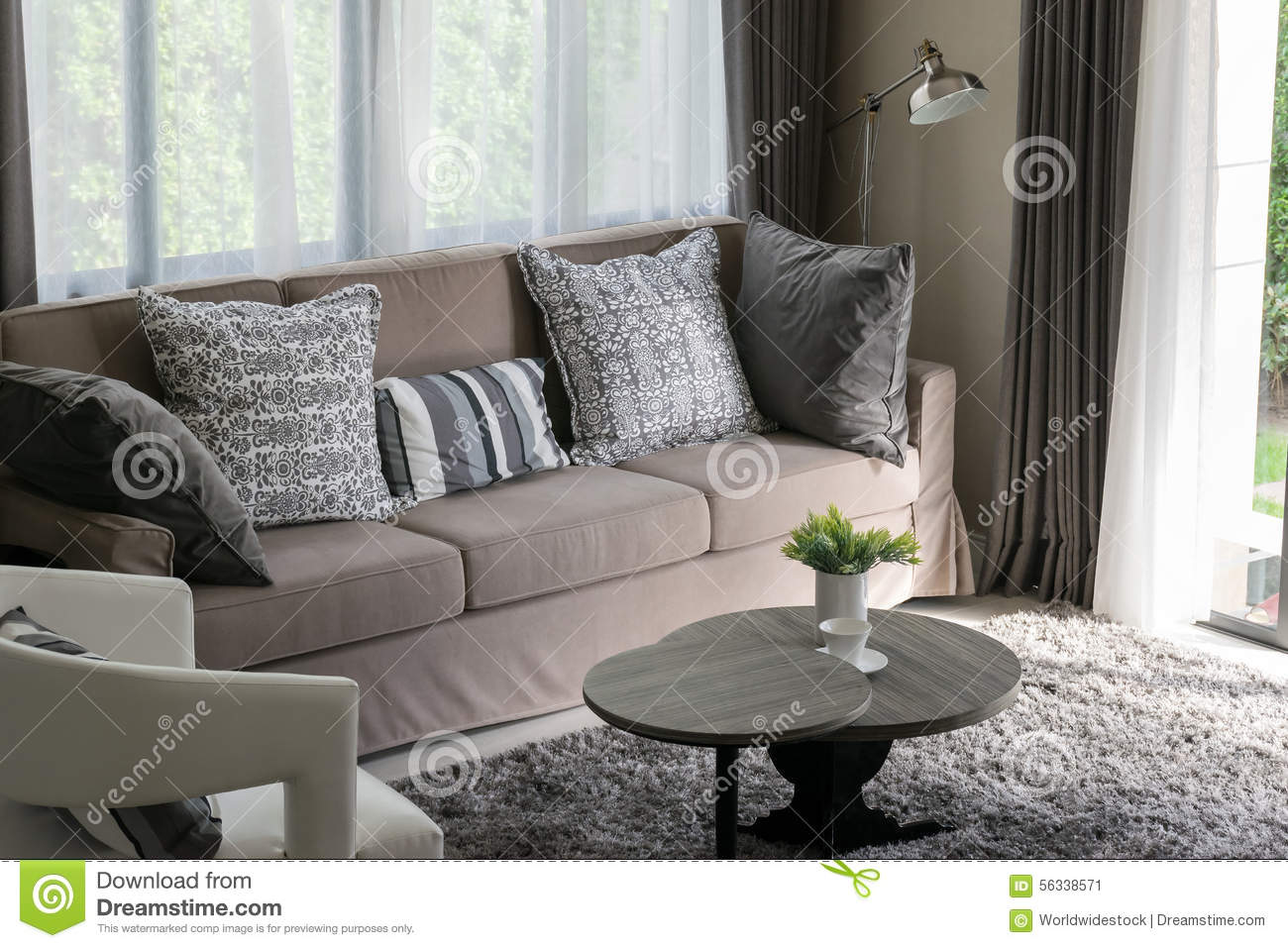 Pillows For Brown Accent Couch
