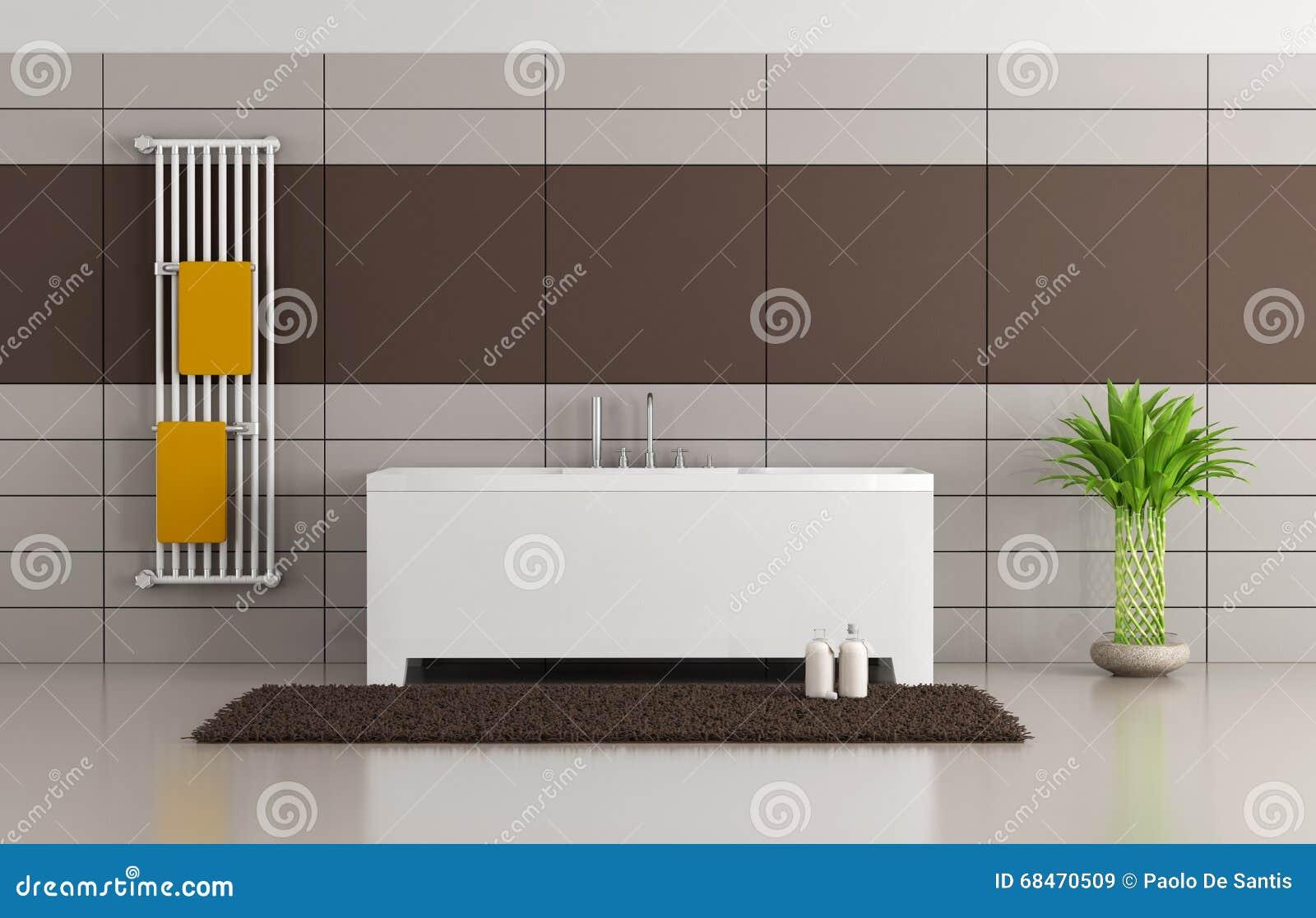 Modernes badezimmer beige: badideen roomido. kleines bad ideen ...
