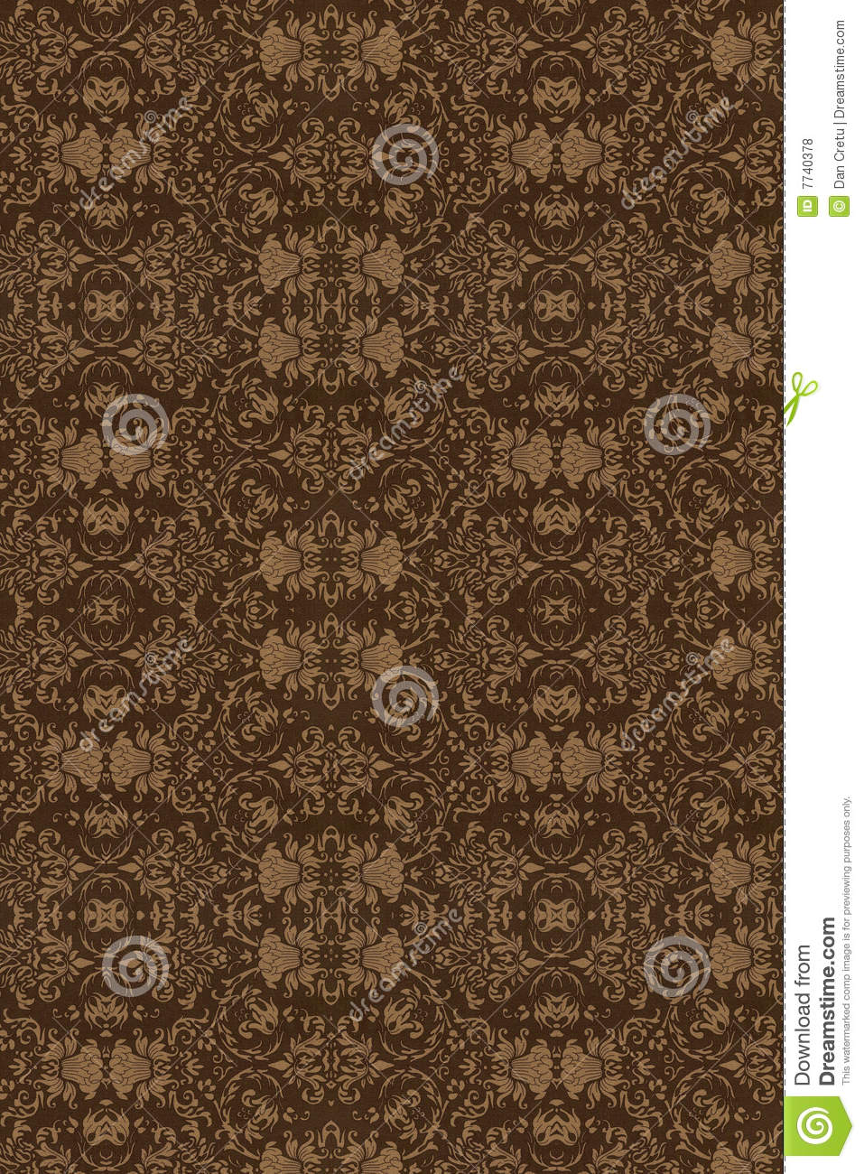 Floral Tapestry Pattern