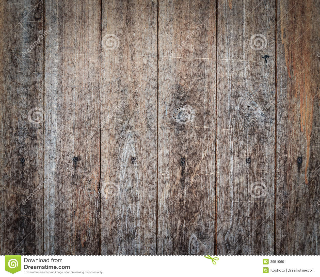 Brown wood background