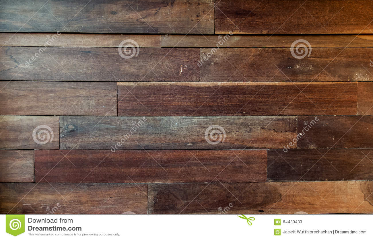 Brown Wood Panel With Light Shade Background Texture For