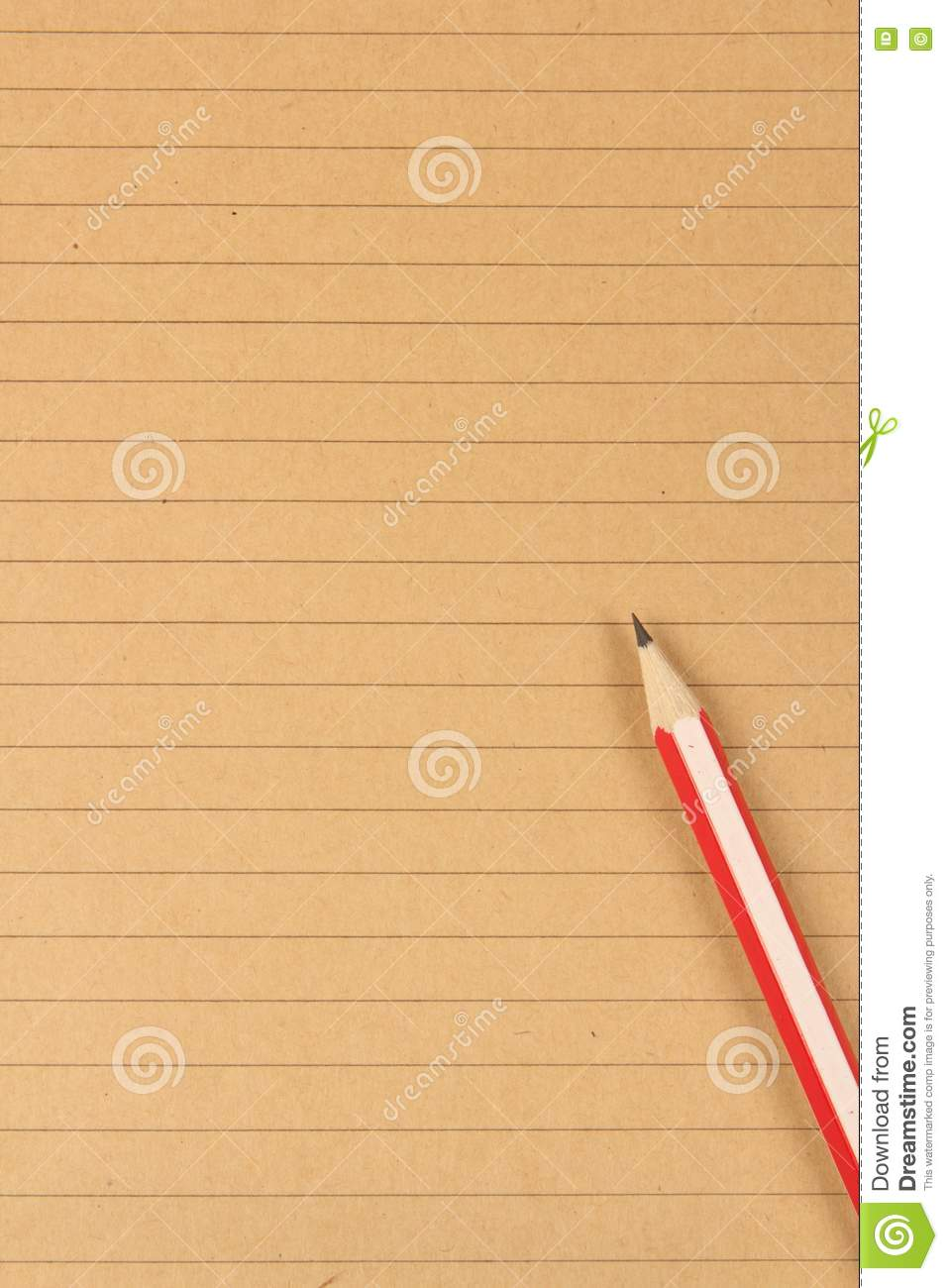 Writing paper background