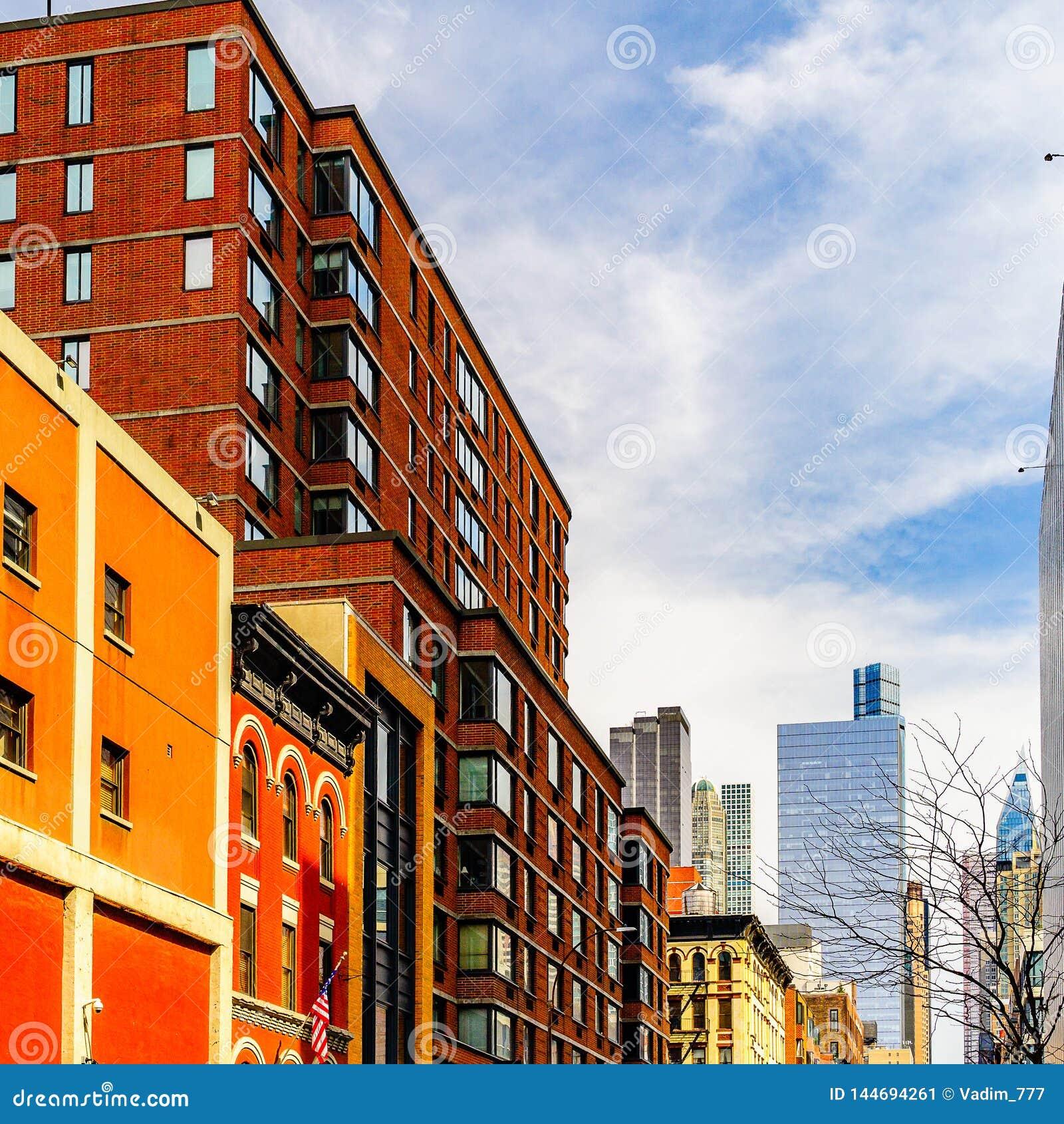 Apartment New York Manhattan: Manhattan New York Stock Images