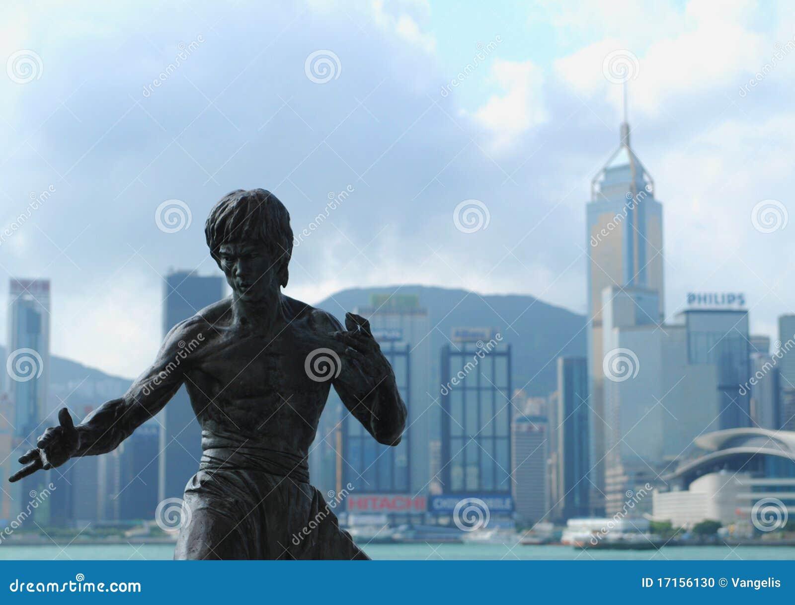 Bruce Lee - Hong Kong