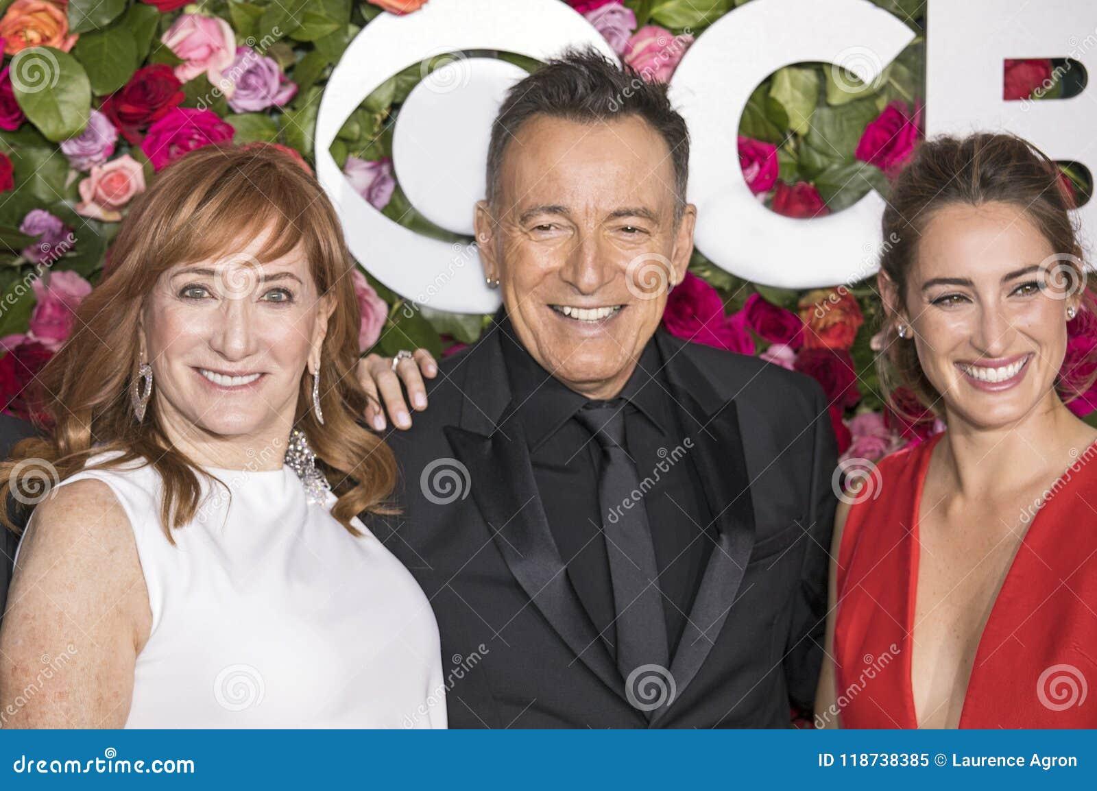 Bruce Springsteen στα 2018 βραβείο Tony