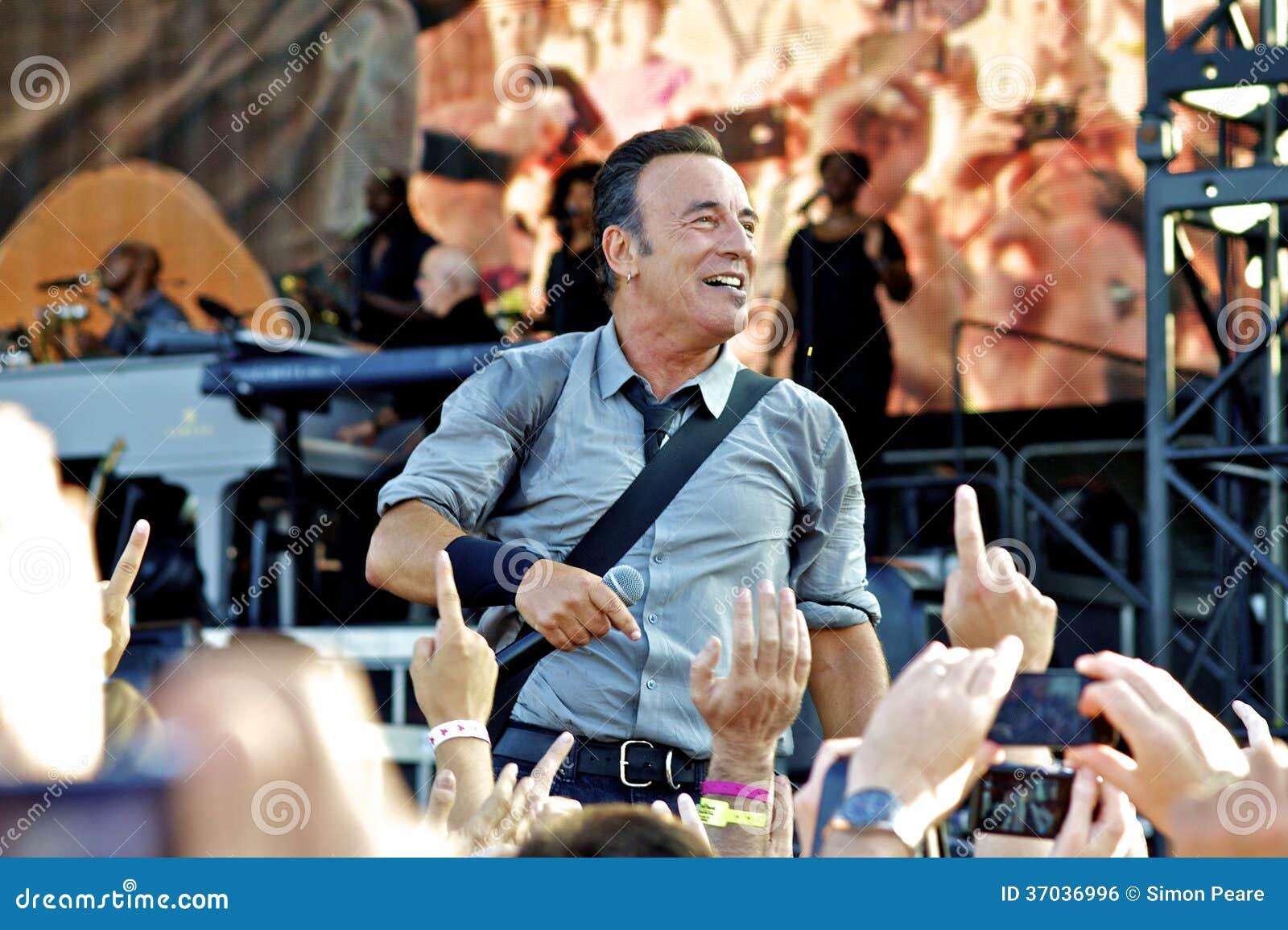 Bruce Springsteen Cork 2013