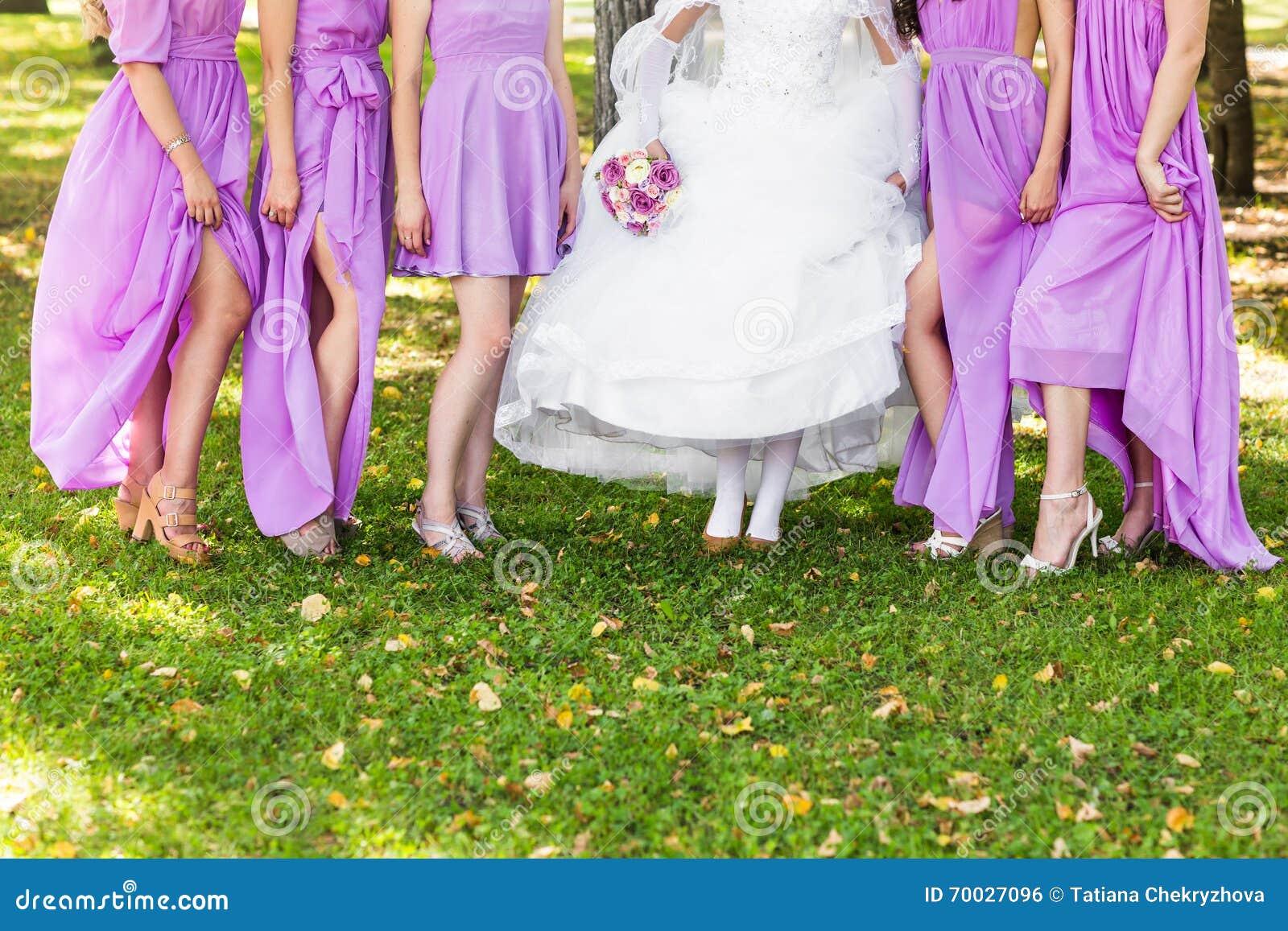 skor på bröllop