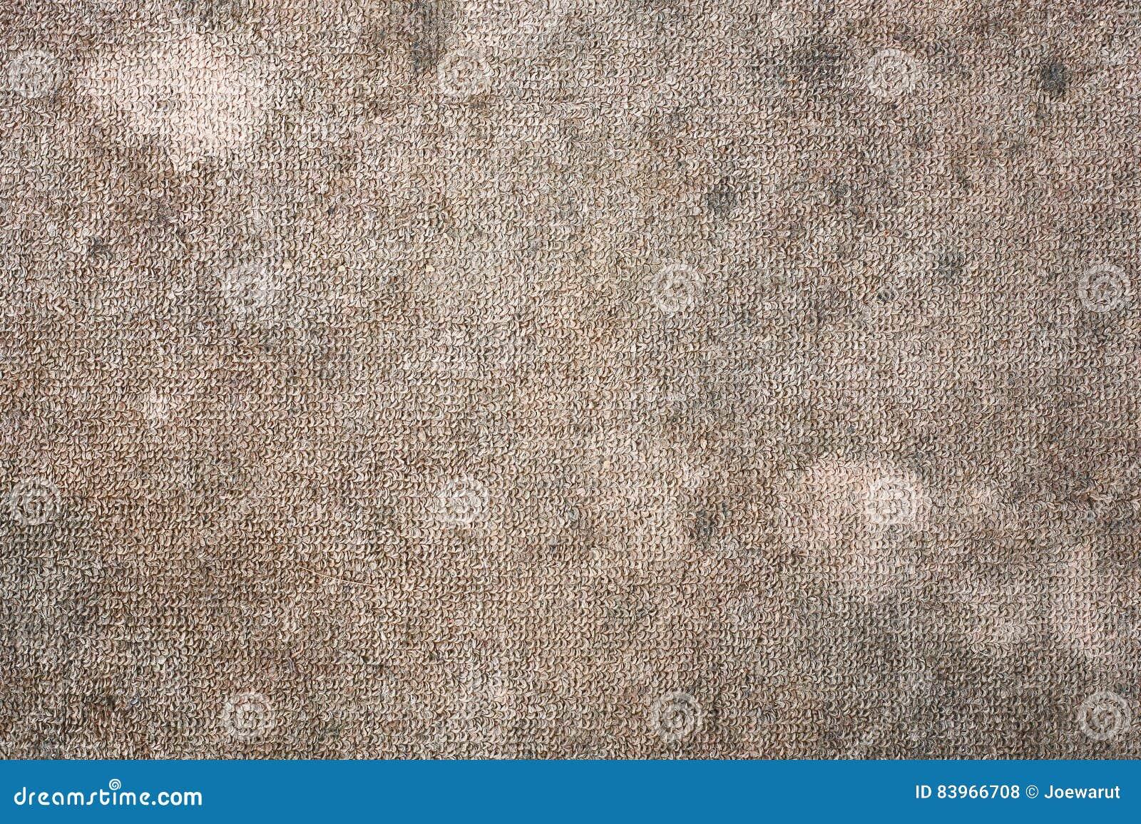 Brudny dywan