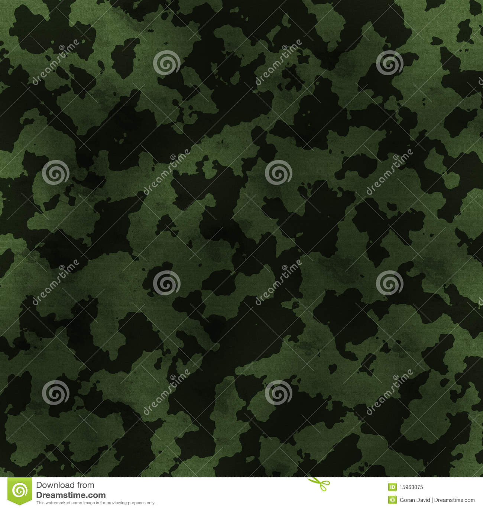 Brudny wojskowy deseniuje