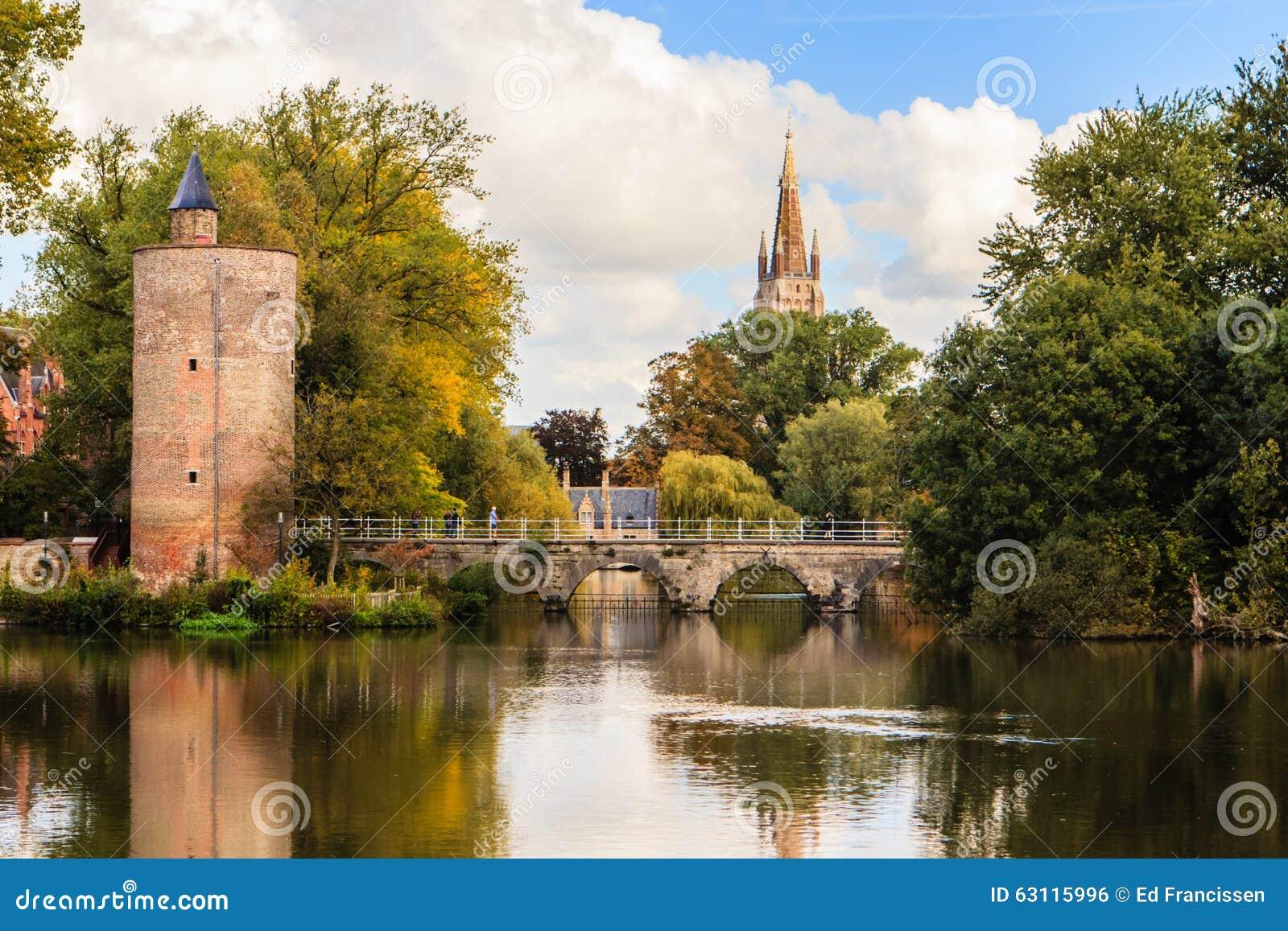Brugge Bruges, Belgien
