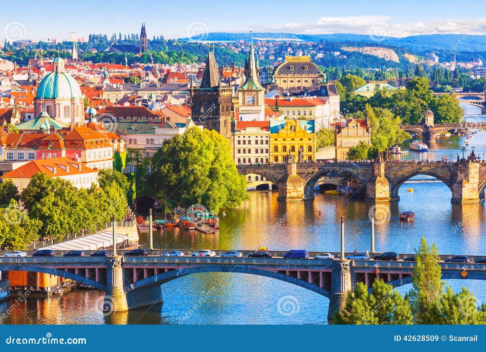 Bruggen van Praag, Tsjechische Republiek