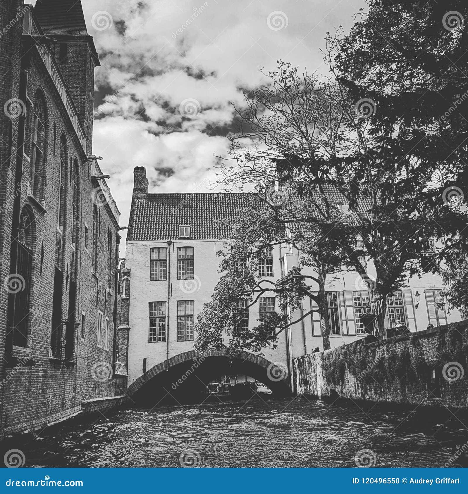 Brugges, België, Europa