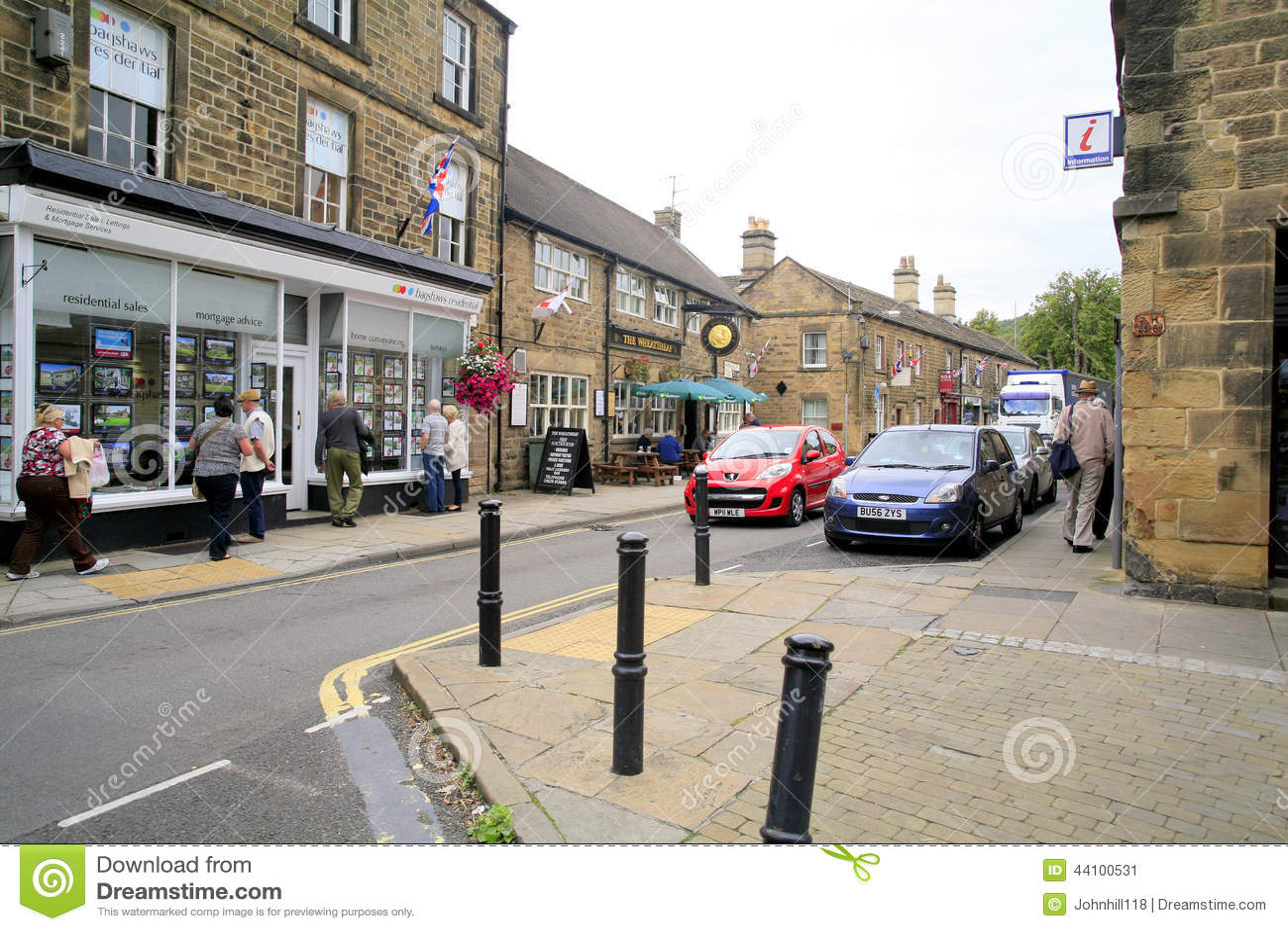 Brugstraat, Bakewell, Derbyshire