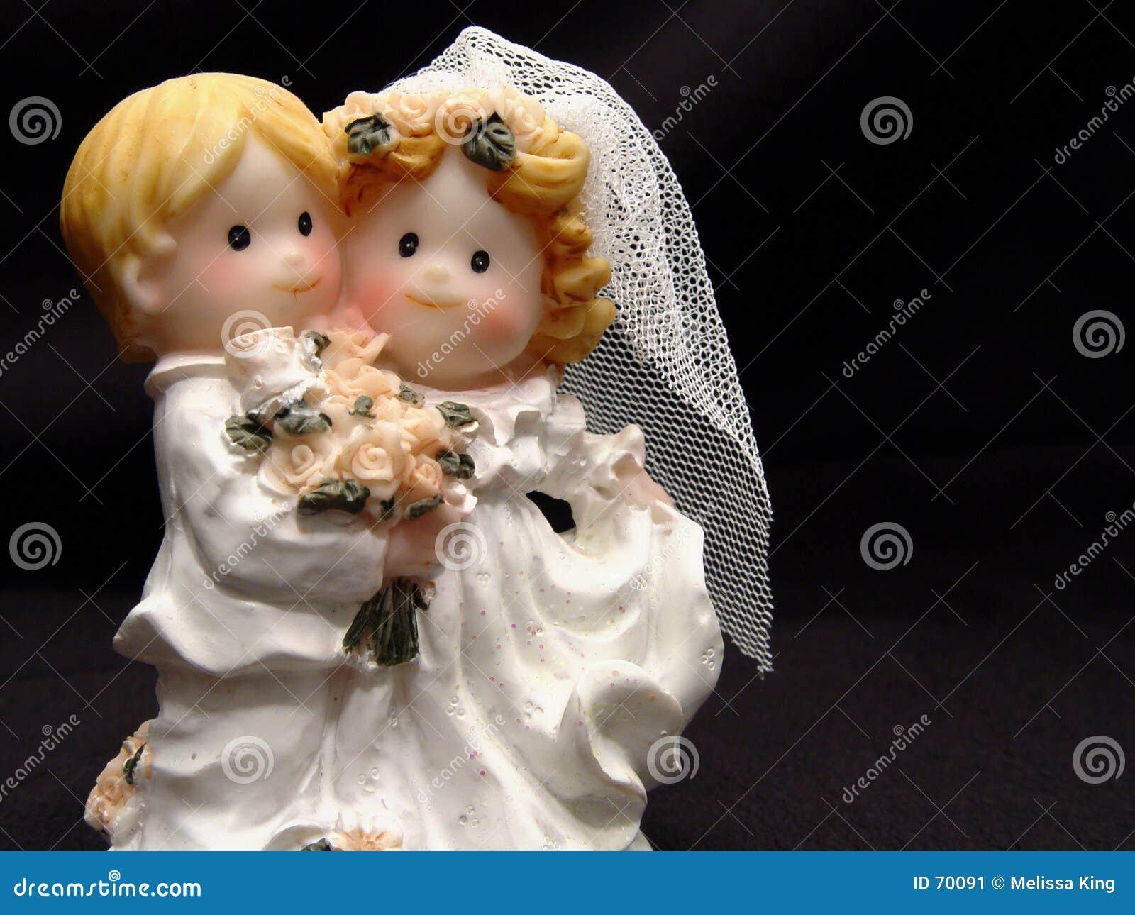 Bruid en Bruidegom