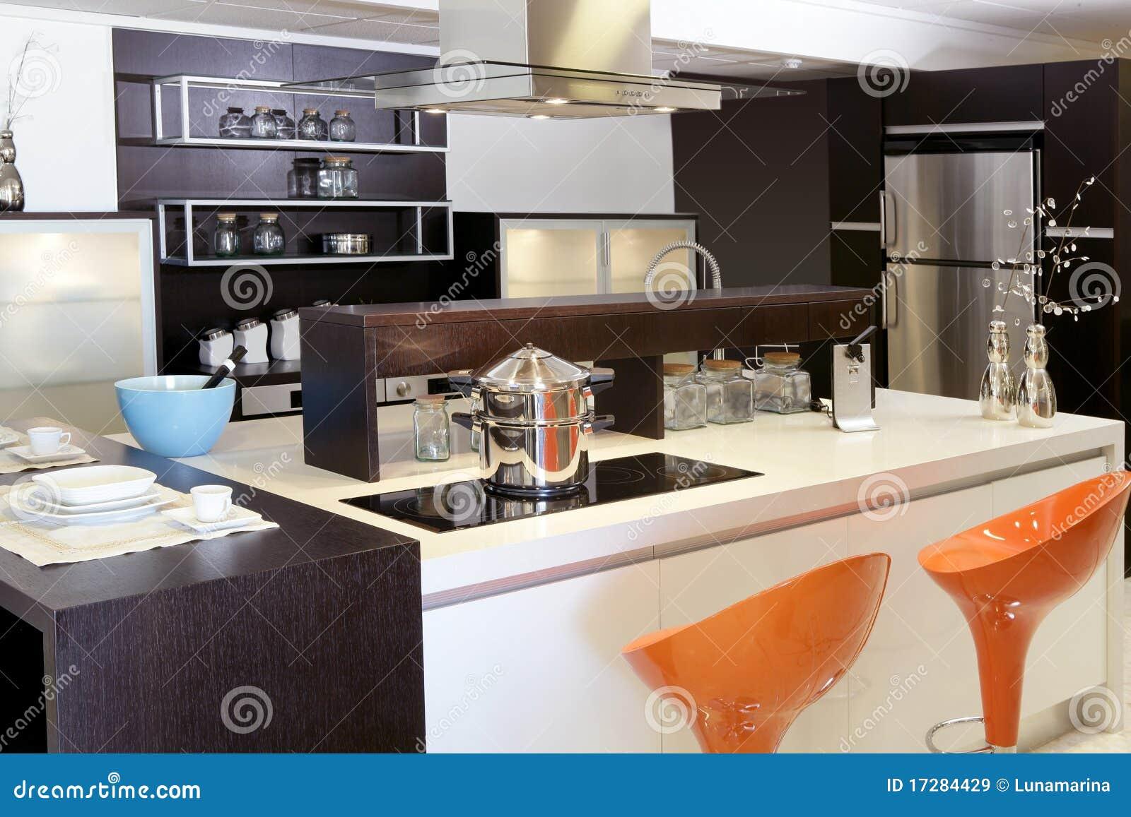 Bruin meubilair keuken inspiratie het beste interieur - Center meubilair keuken ...