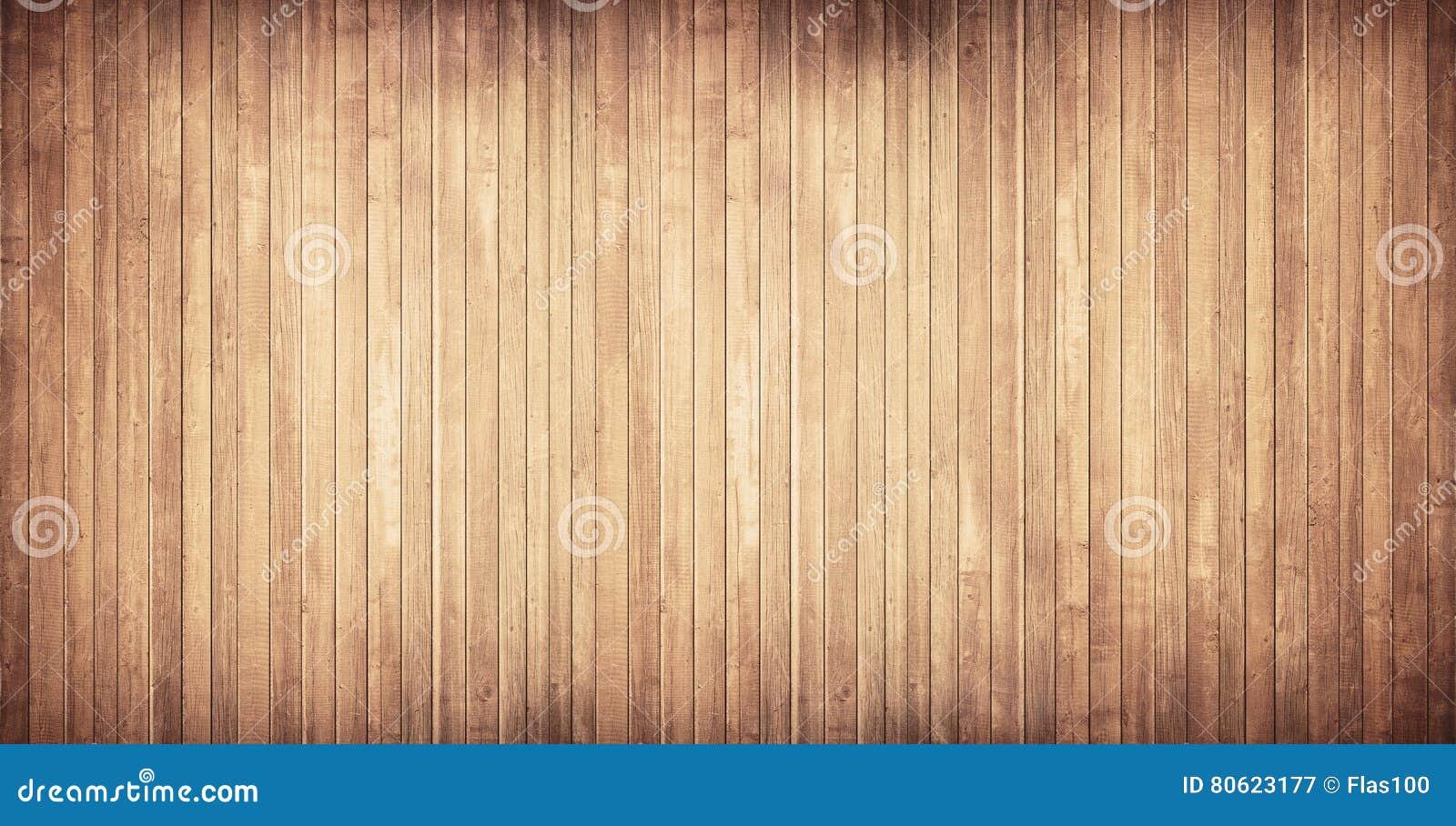 Houten Planken Op De Muur.Bruine Houten Planken Muur Tafelblad Vloeroppervlakte Stock