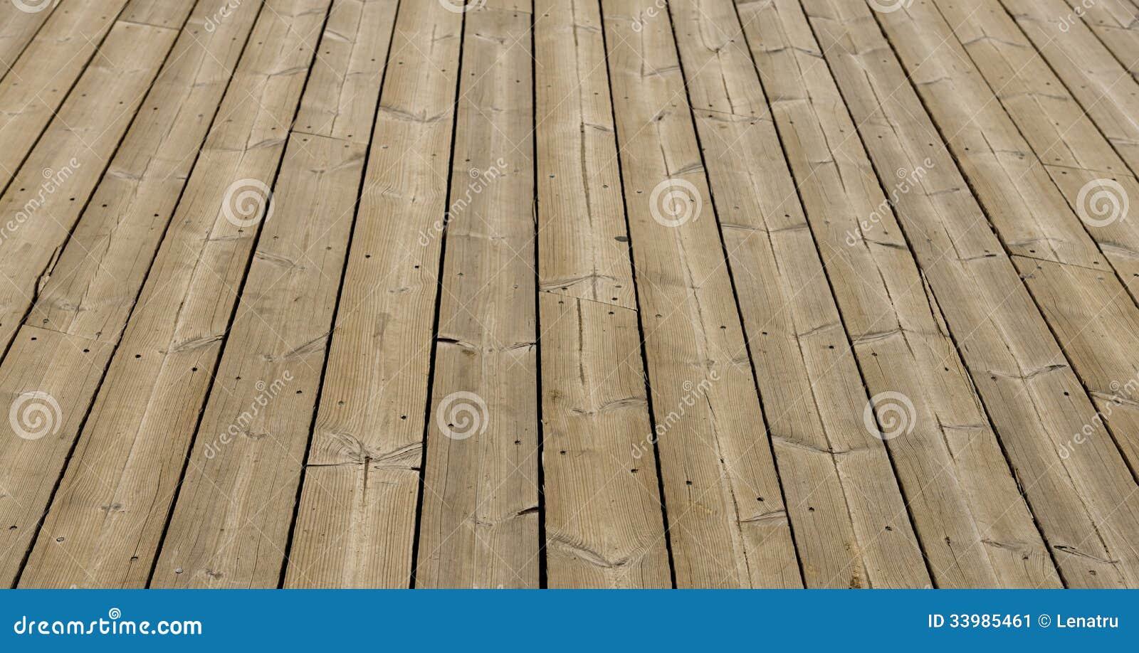 Bruine houten terrasvloer stock afbeelding afbeelding 33985461 - Terras hout ...