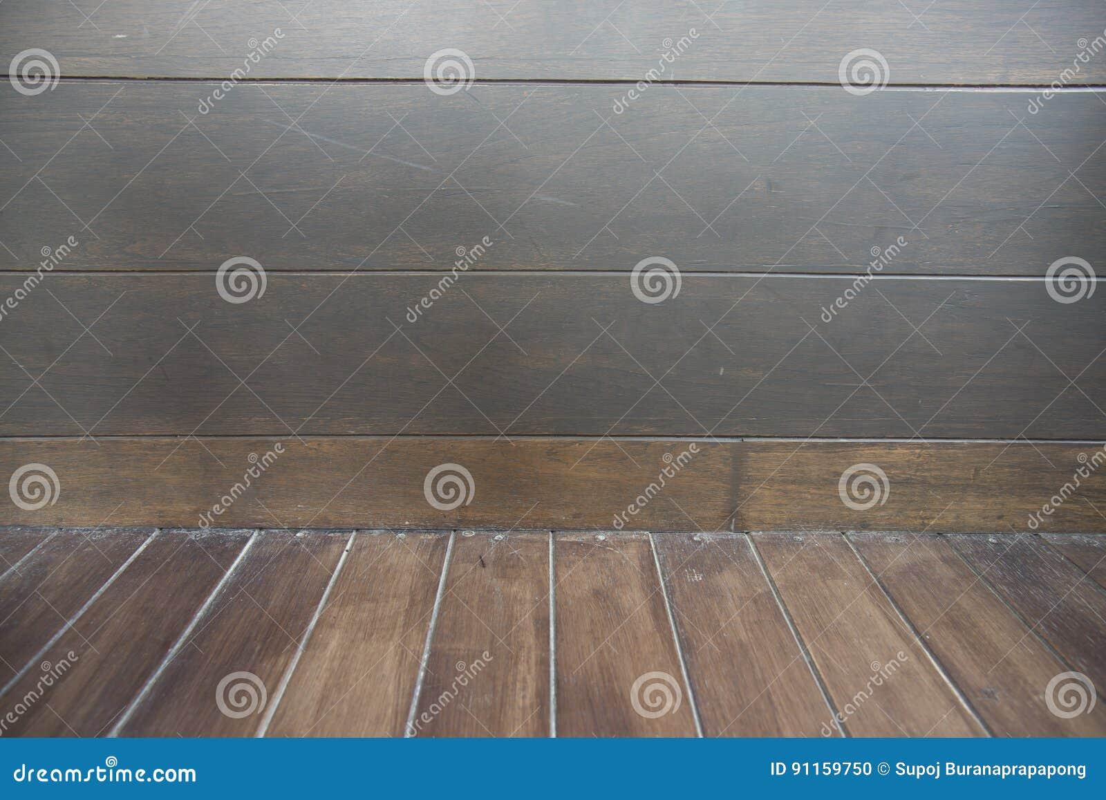Bruine houten textuur Abstracte achtergrond, leeg malplaatje voor exemplaar
