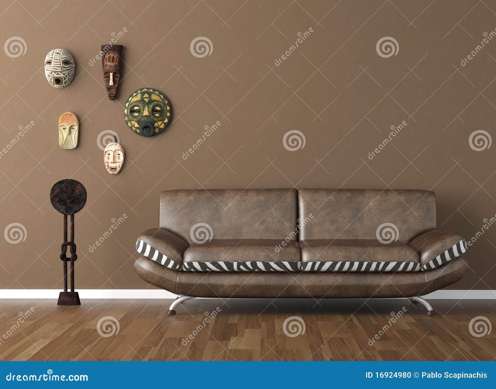 Bruine Slaapkamer Muur: Een groot schilderij in je interieur tips werk ...