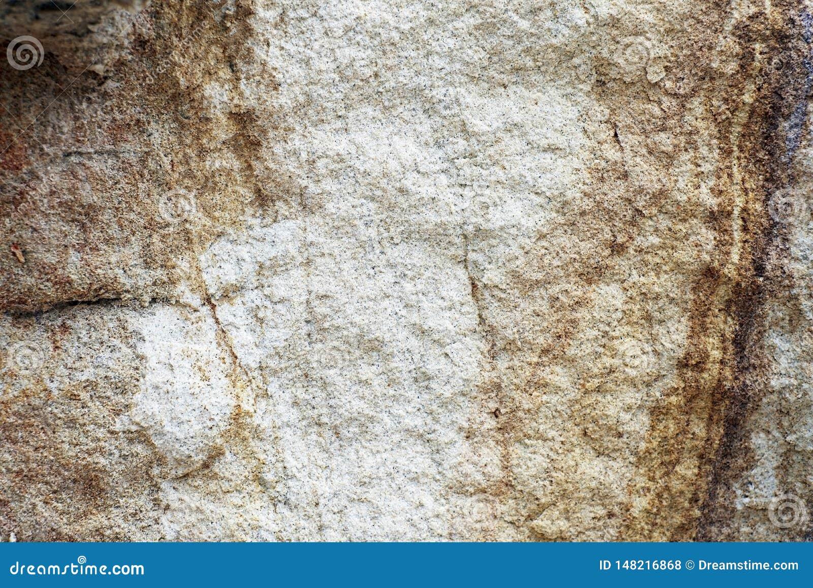 Bruine zandsteentextuur zoals behang