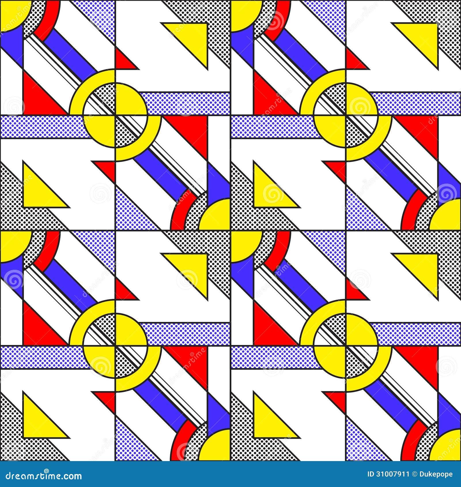 Bruit Art Pattern