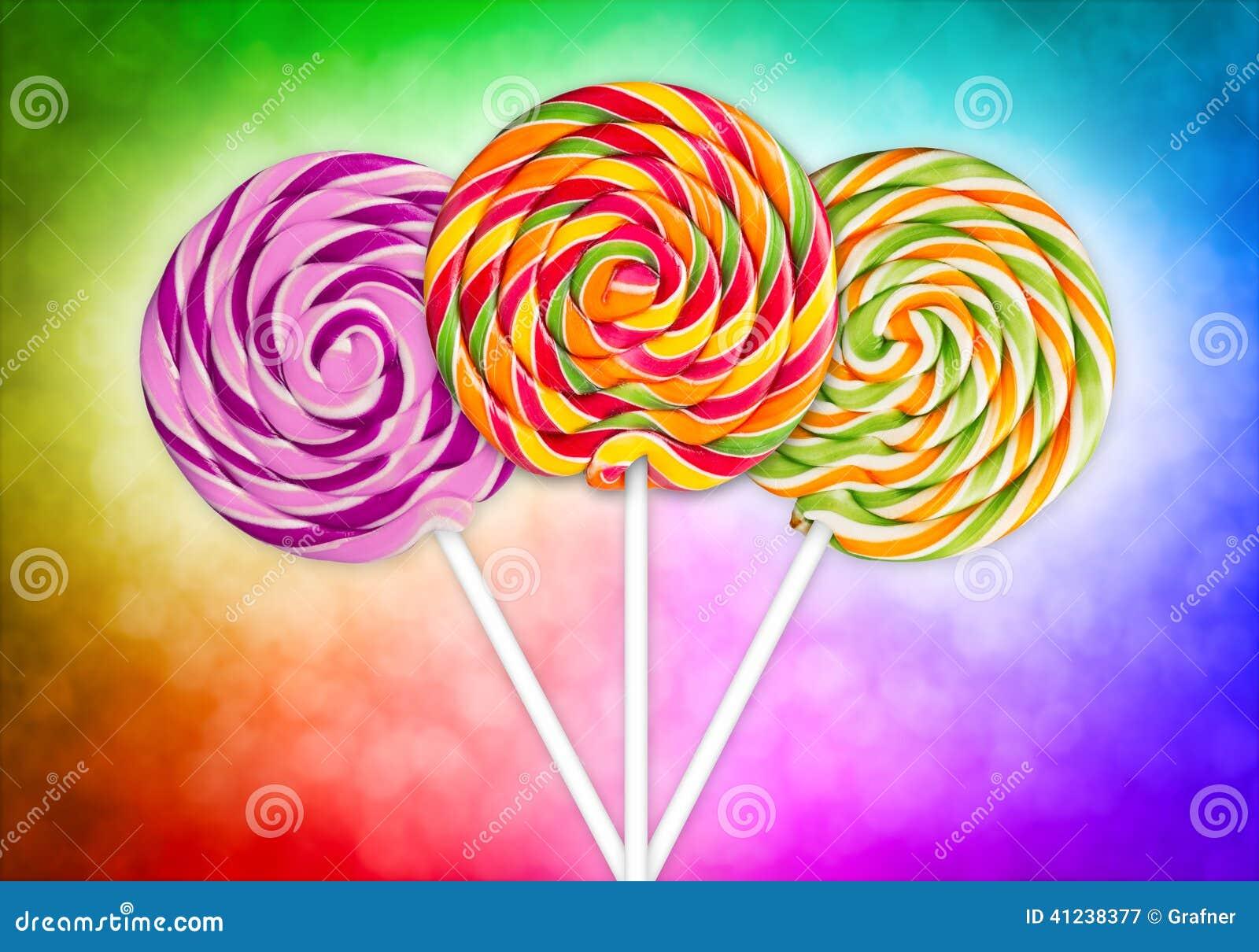 bruits colors de sucette - Sucette Colore