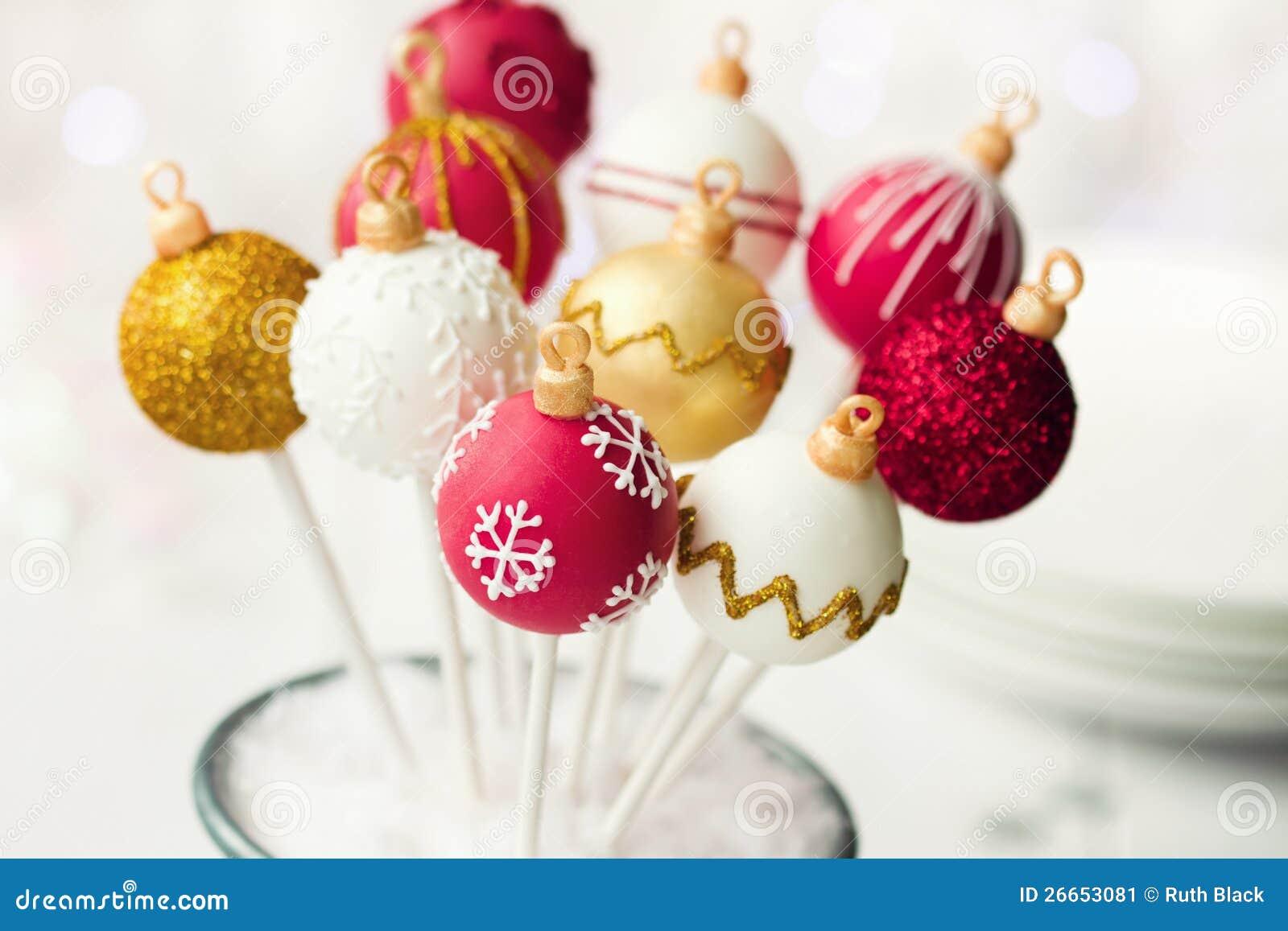 Bruits de gâteau de Noël
