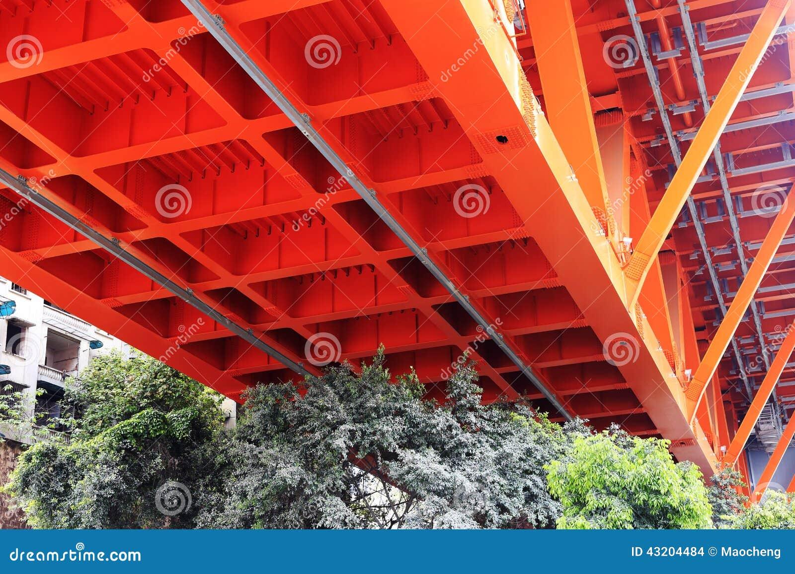 Download Brun bro arkivfoto. Bild av stad, porslin, service, huvudväg - 43204484