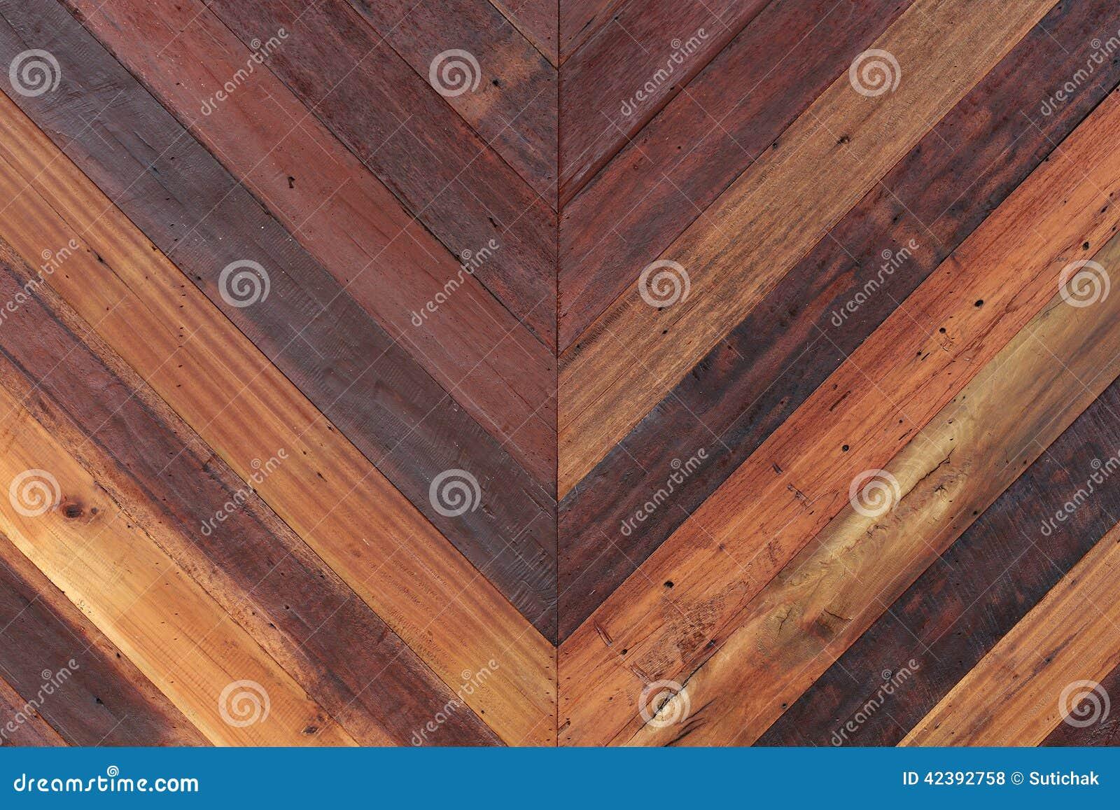 Brun planka för trä
