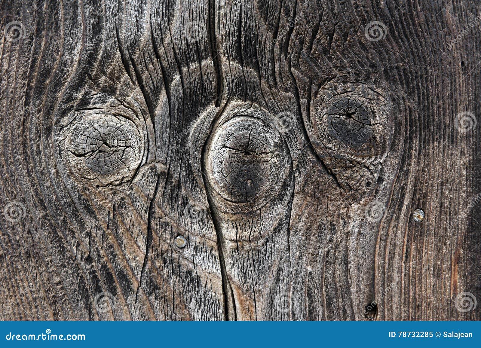 Brun träbakgrundstextur