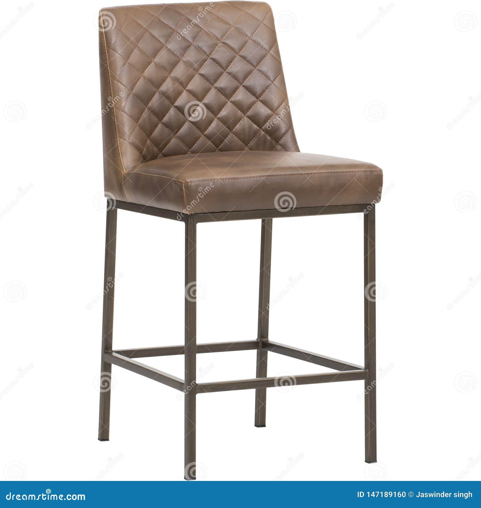 Bruna grå färger - möblemang - Sol-panna, HÖGLANDS- ÄTA MIDDAG STOL - den MÄSSINGSANTIKVITETEN - MÖRKT GRÅTT TYG, stångstol med k
