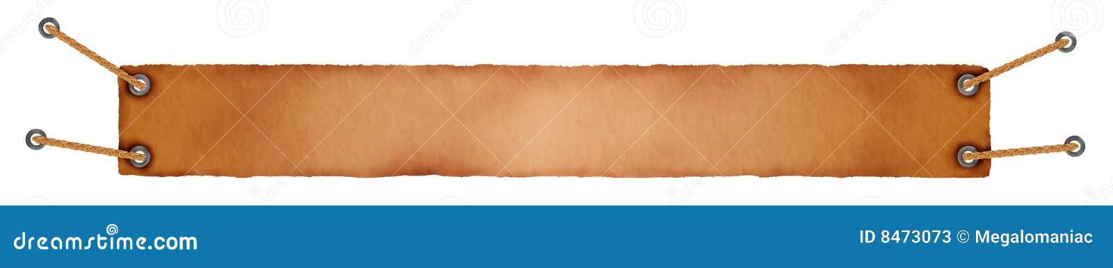 Bruna orange rep för bakgrund