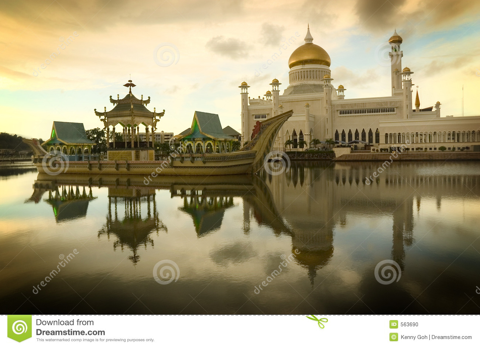 Brunei moské