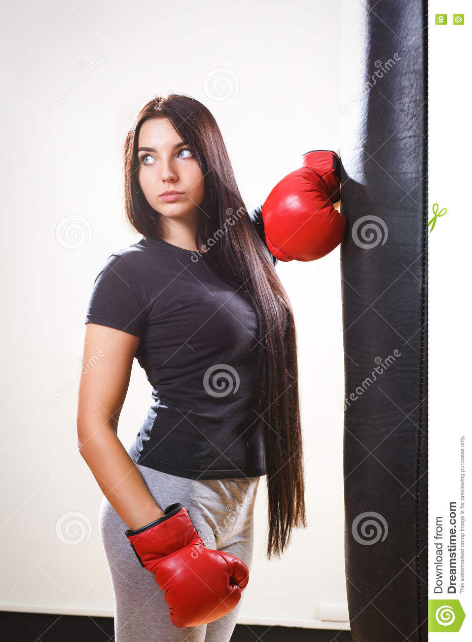 Boxing girl naked brunettes | Porno pictures)