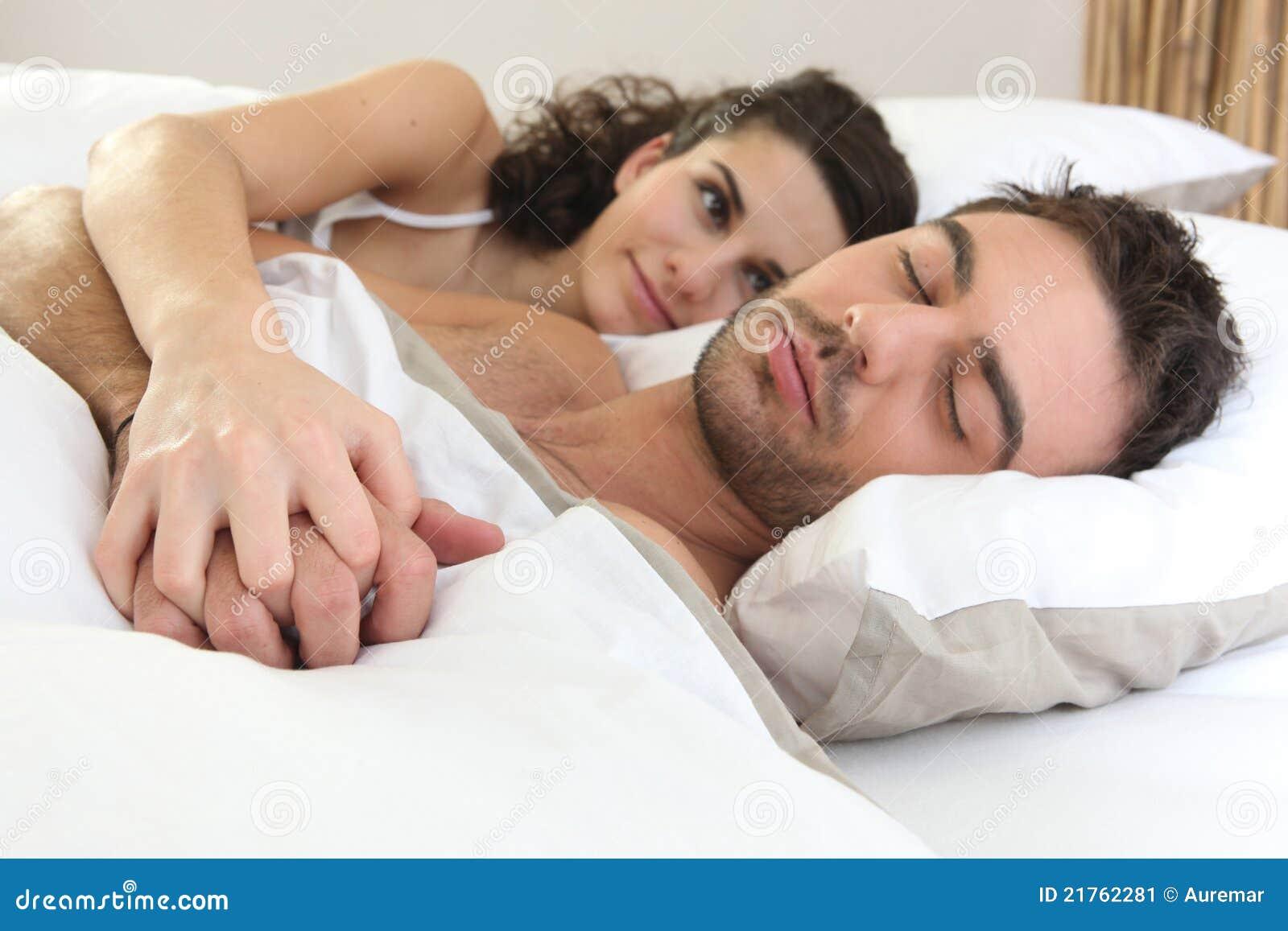 boyfriend sleep