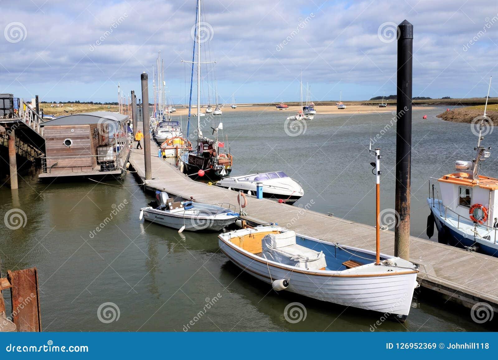 Brunn-Nästa--hav Norfolk, UK