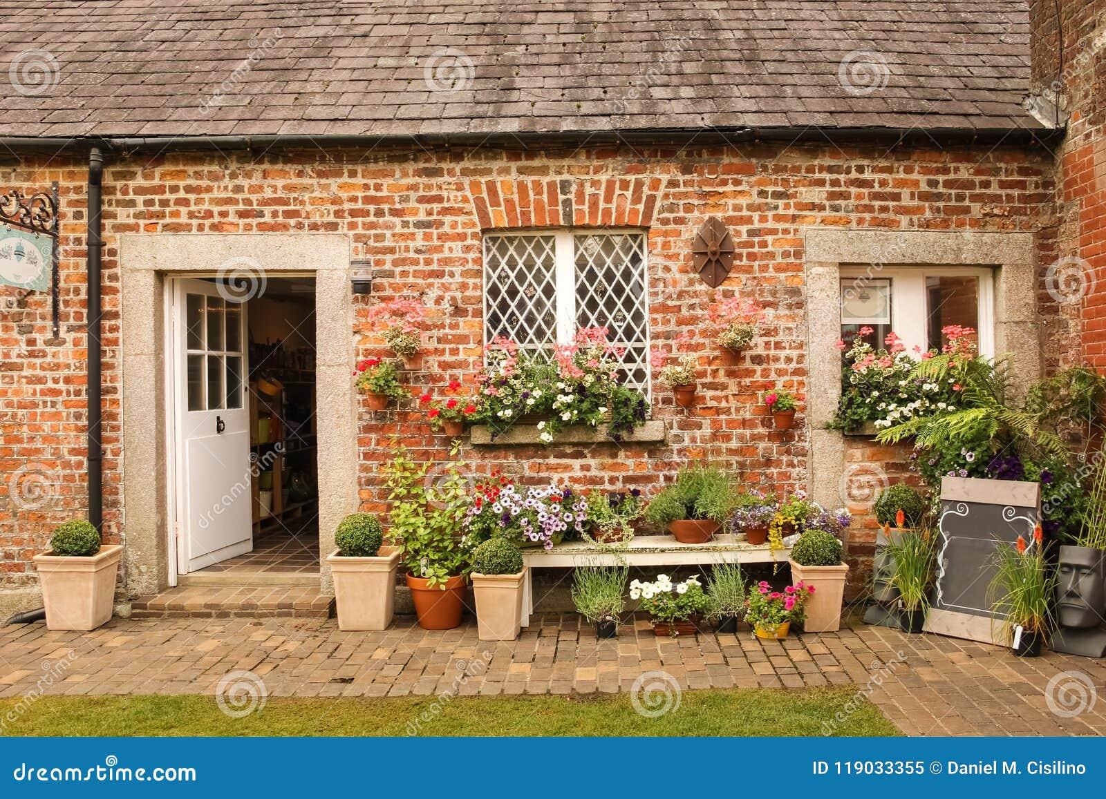 Brunnar inhyser och trädgårdar Wexford ireland