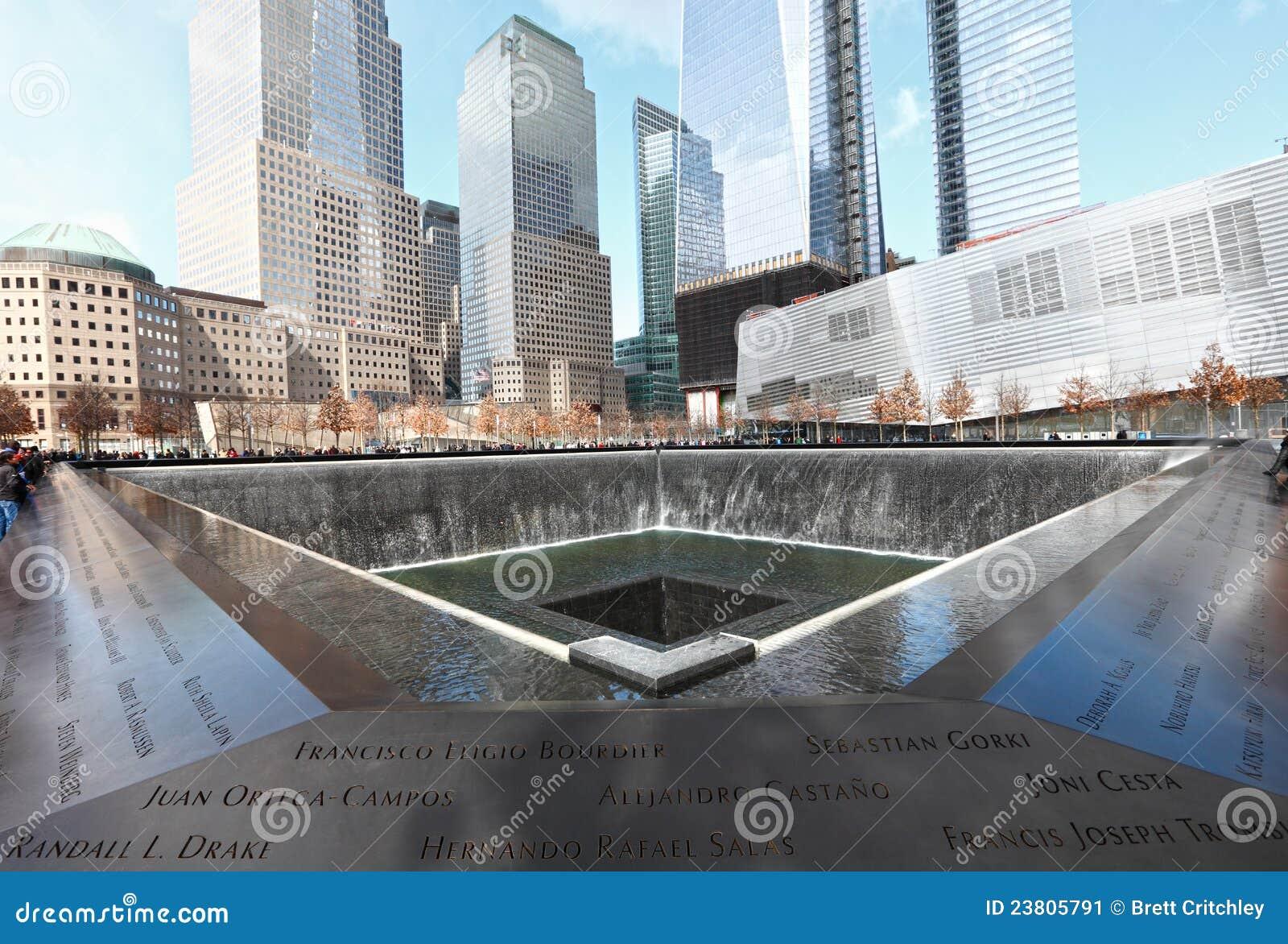 Brunnen mit 911 Denkmälern