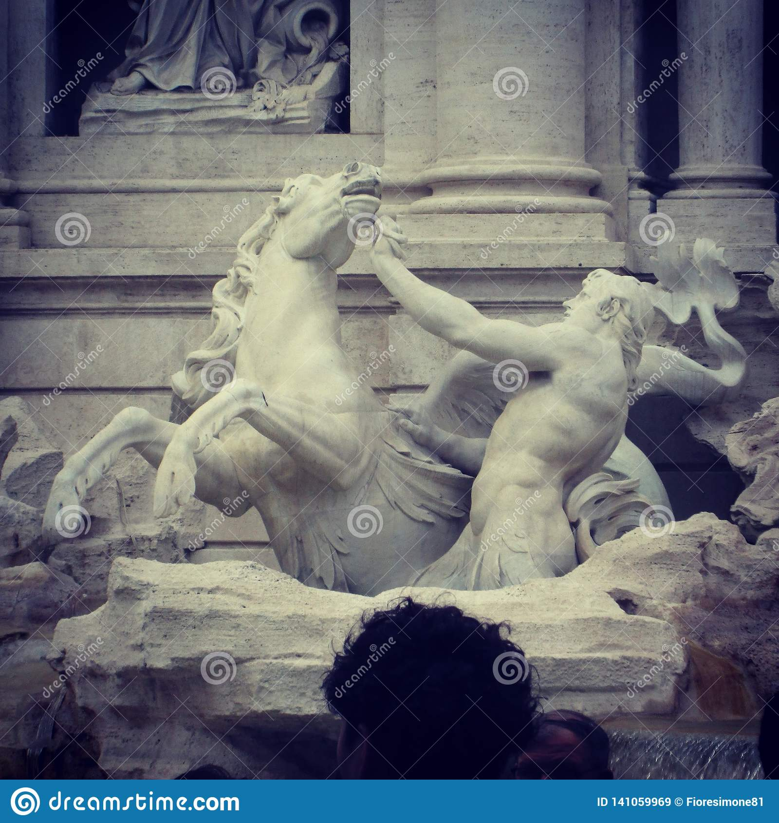 Brunnen von Trevi