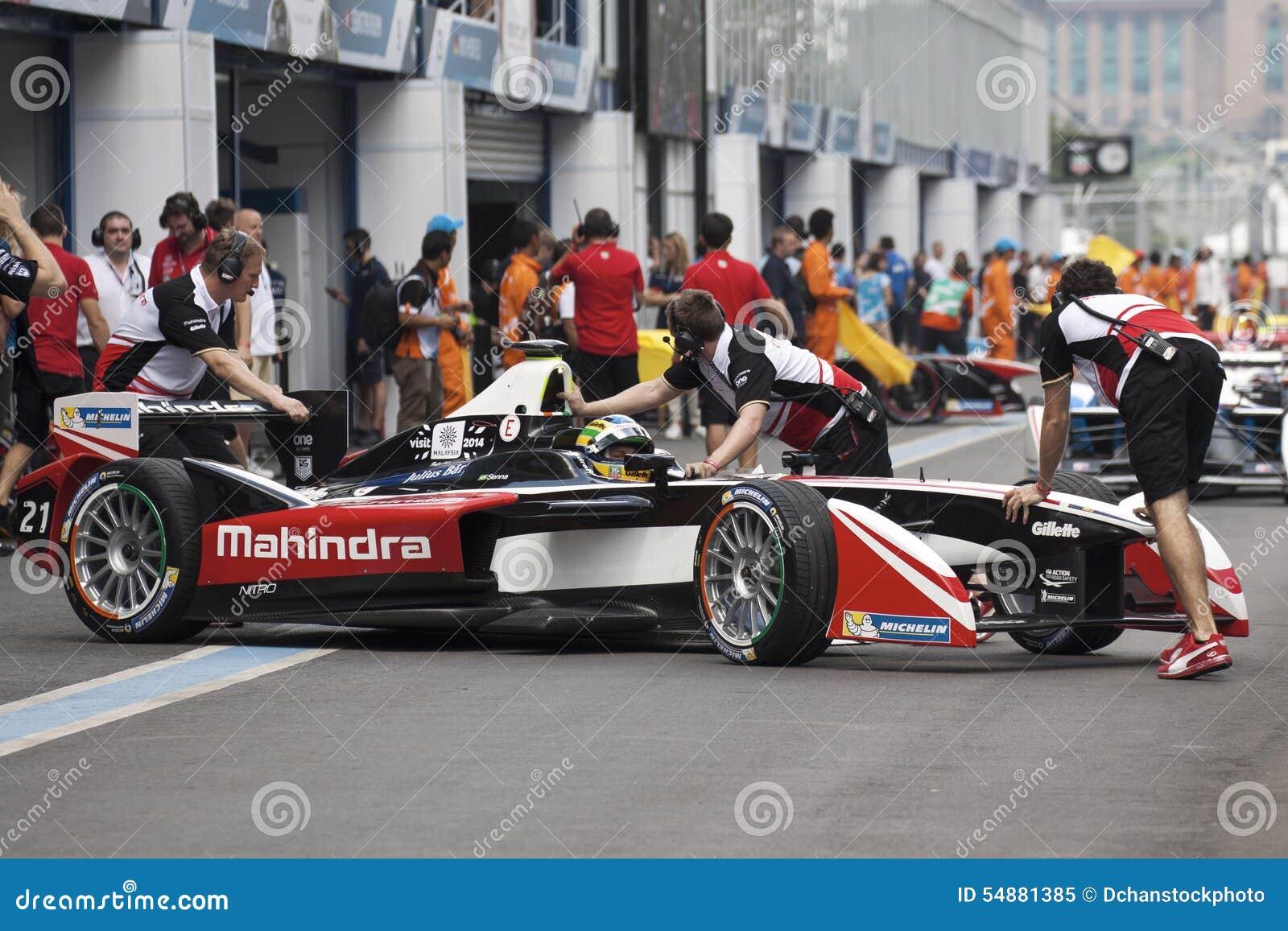 Bruno senna formula e redactionele afbeelding afbeelding for Garage formule m