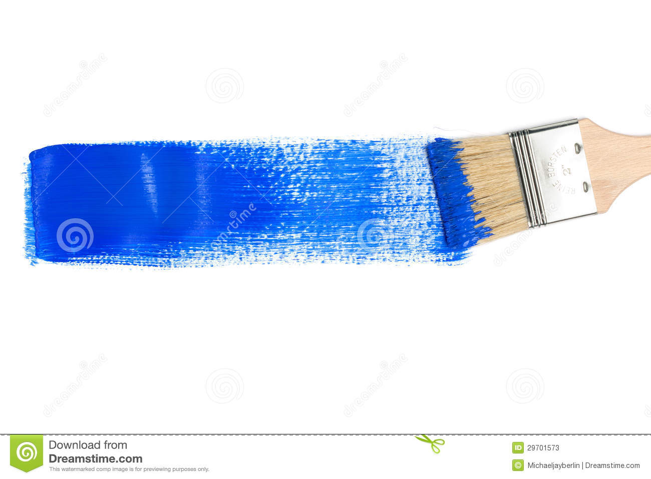 Watch more like Red With Blue Paintbrush Stroke Clip Art