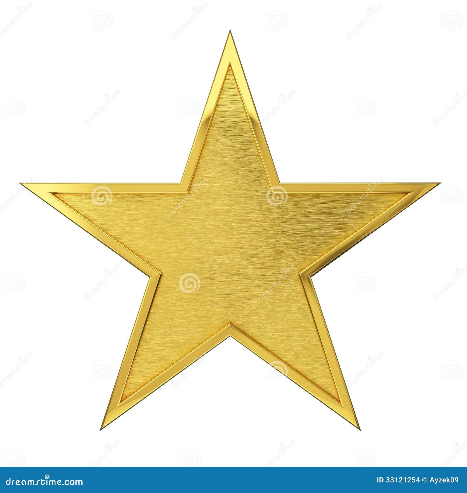 ... golden star award ...