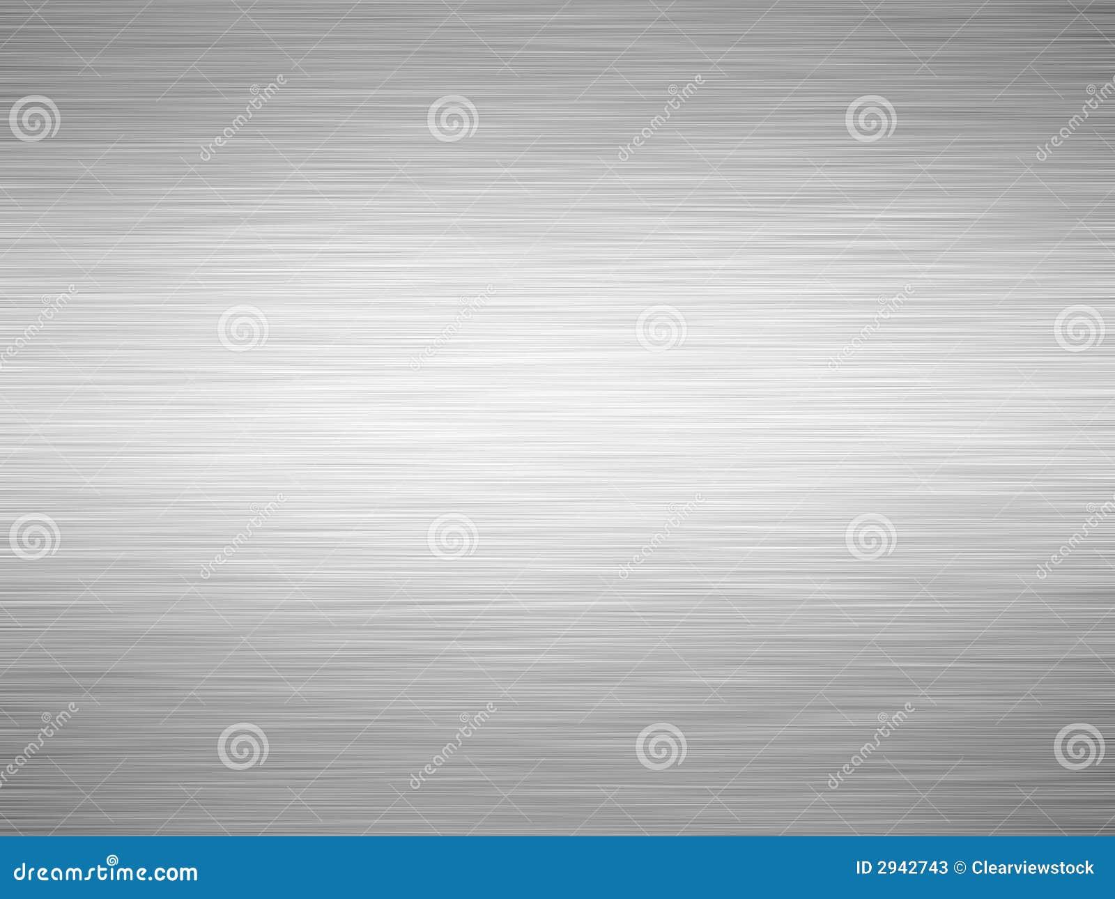Brushed Iron Sheet Background Stock Vector Illustration