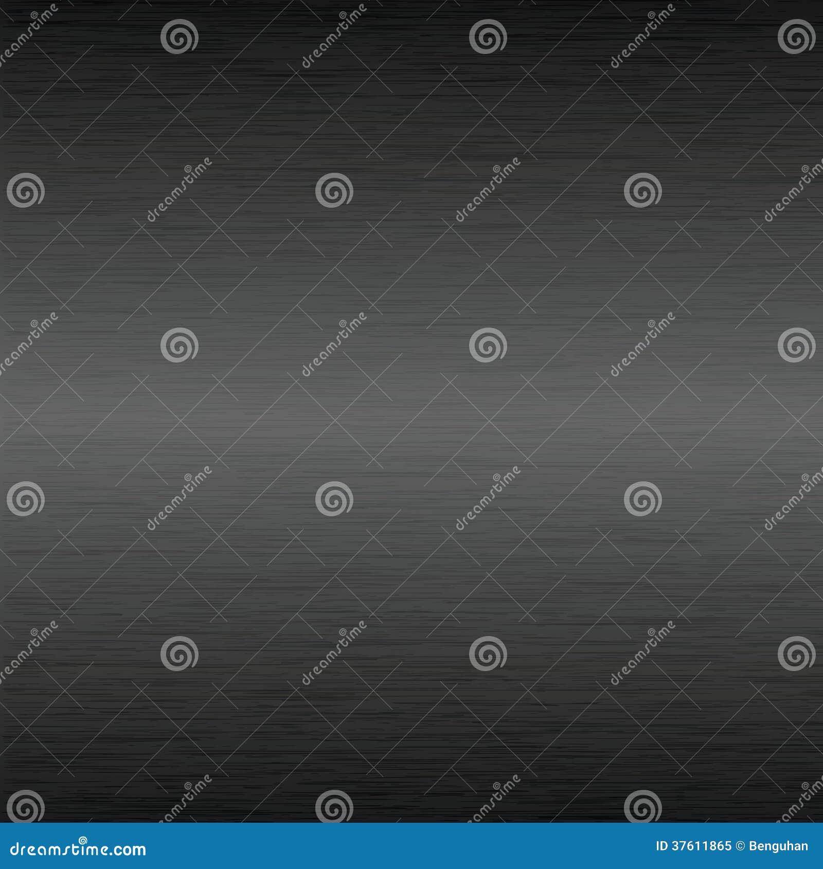brushed metal background metal plate template stock illustration